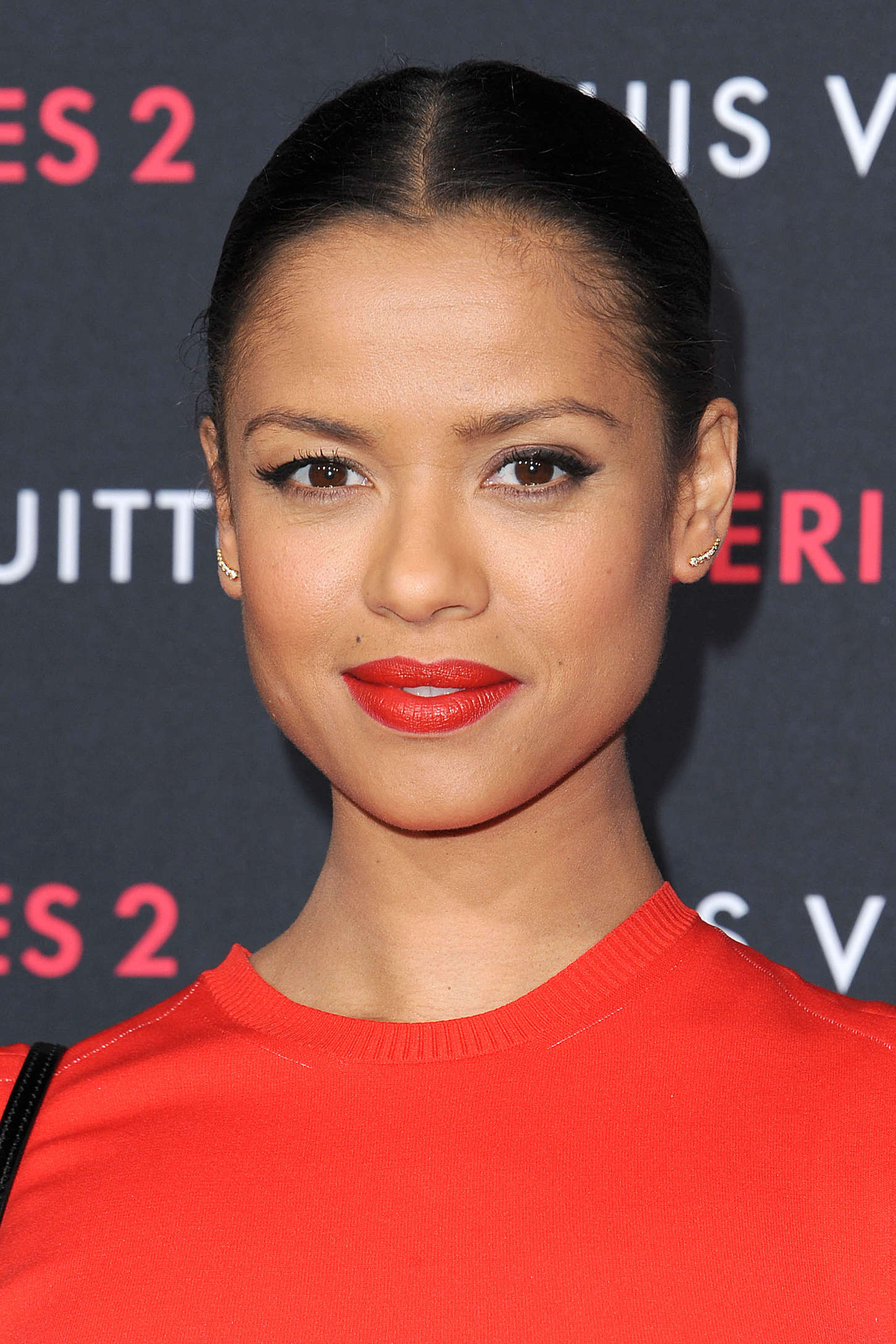 Gugu Mbatha-Raw Louis Vuitton Series The Exhibition in Hollywood