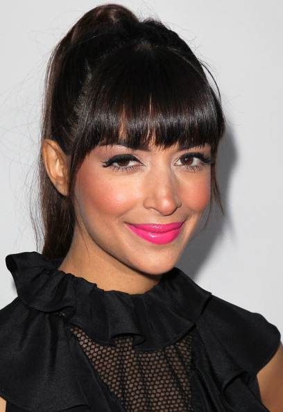 Hannah Simone Indian Film Festival of Los Angeles
