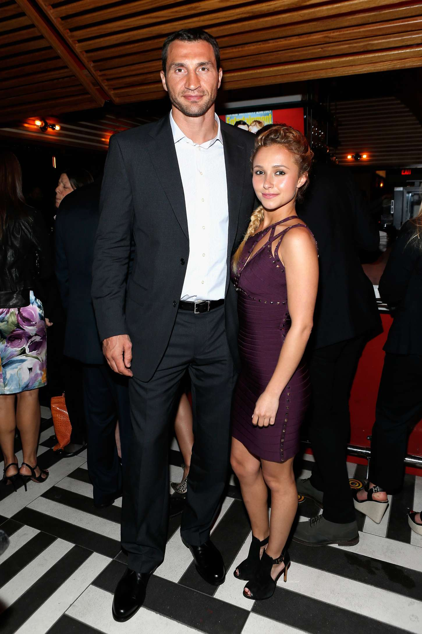 Hayden Panettiere Entertainment Weekly and ABC Upfronts Party in New York