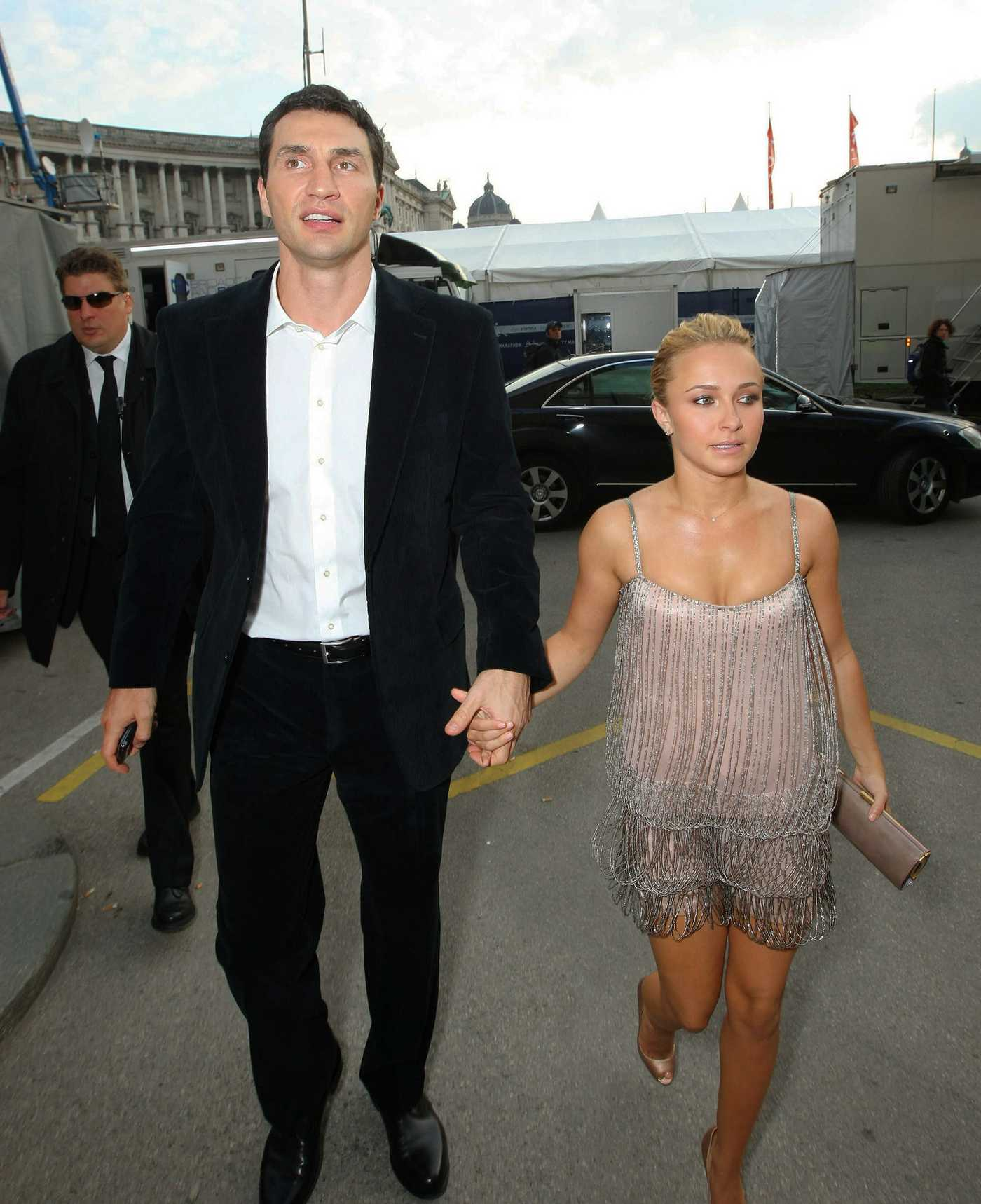 Hayden Panettiere Romy Awards in Vienna Adds