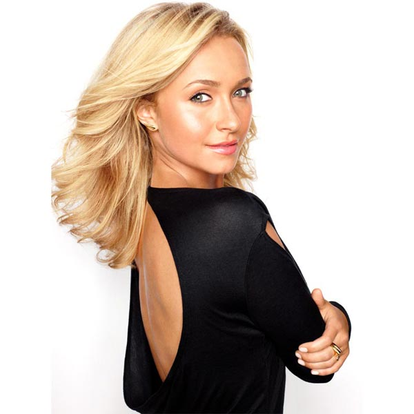 Hayden Panettiere Womens Health Magazine October