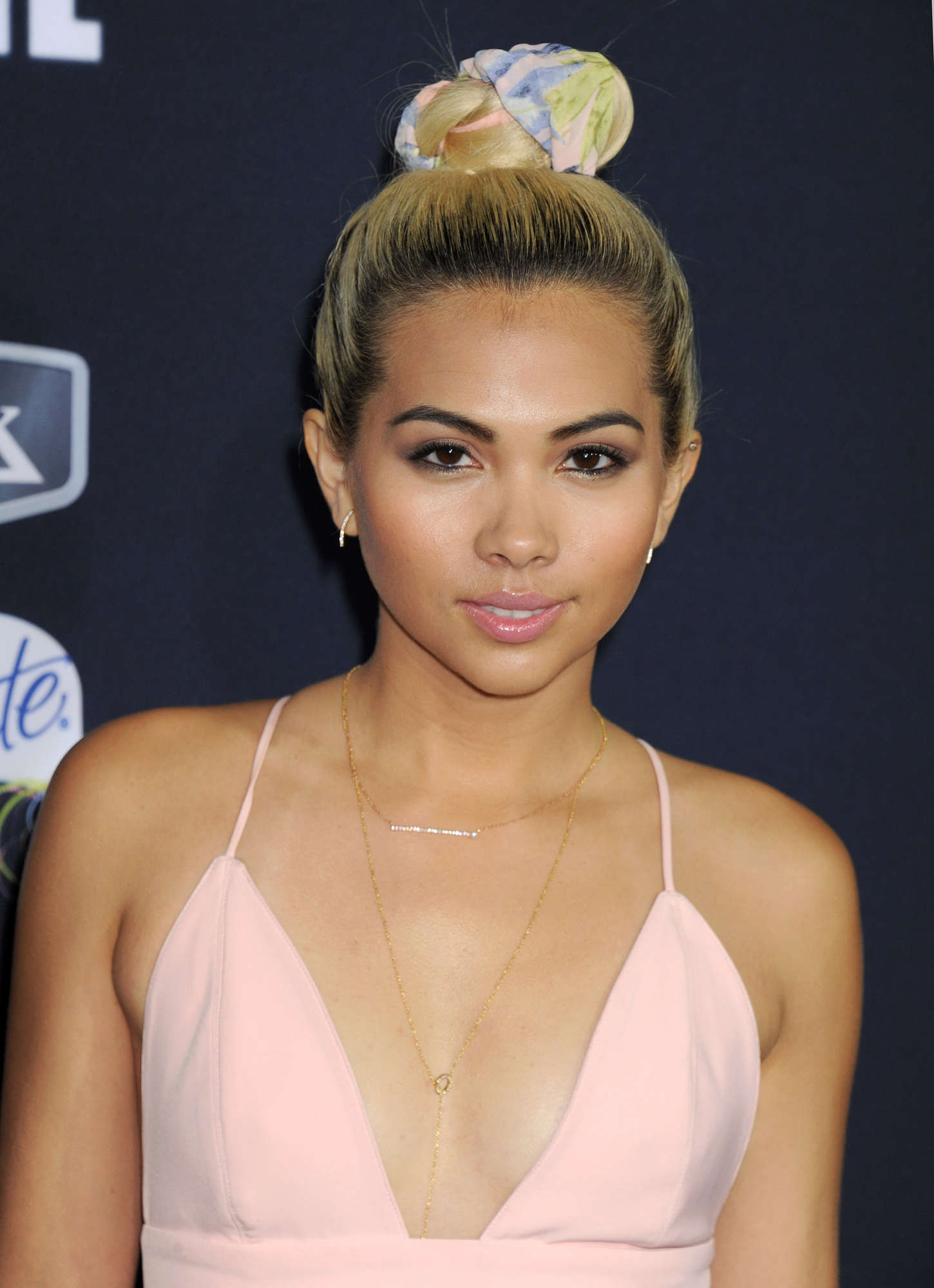 Hayley Kiyoko Pitch Perfect Premiere in Los Angeles