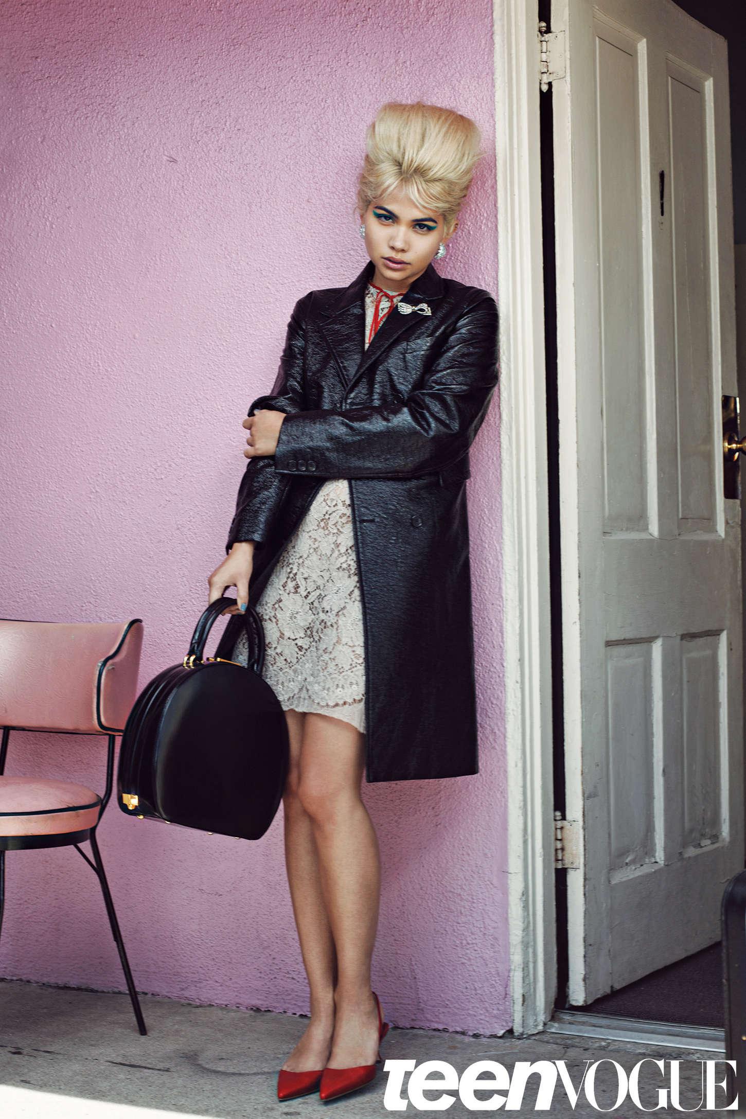 Hayley Kiyoko Teen Vogue Young Hollywood Issue