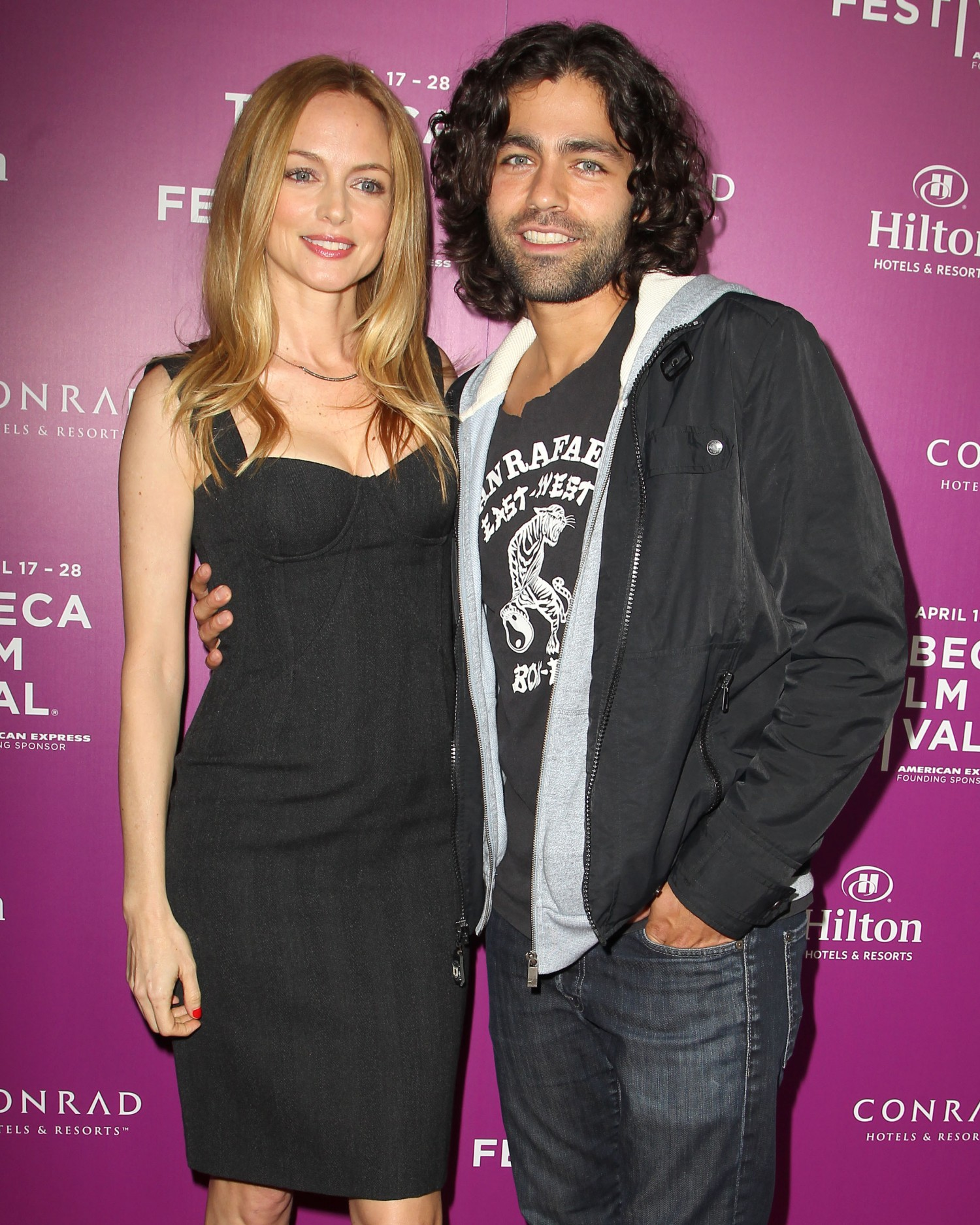 Heather Graham Tribeca Film Festival Los Angeles Reception in Beverly Hills