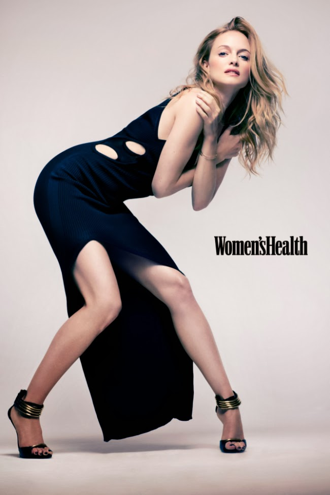 Heather Graham Womens Health