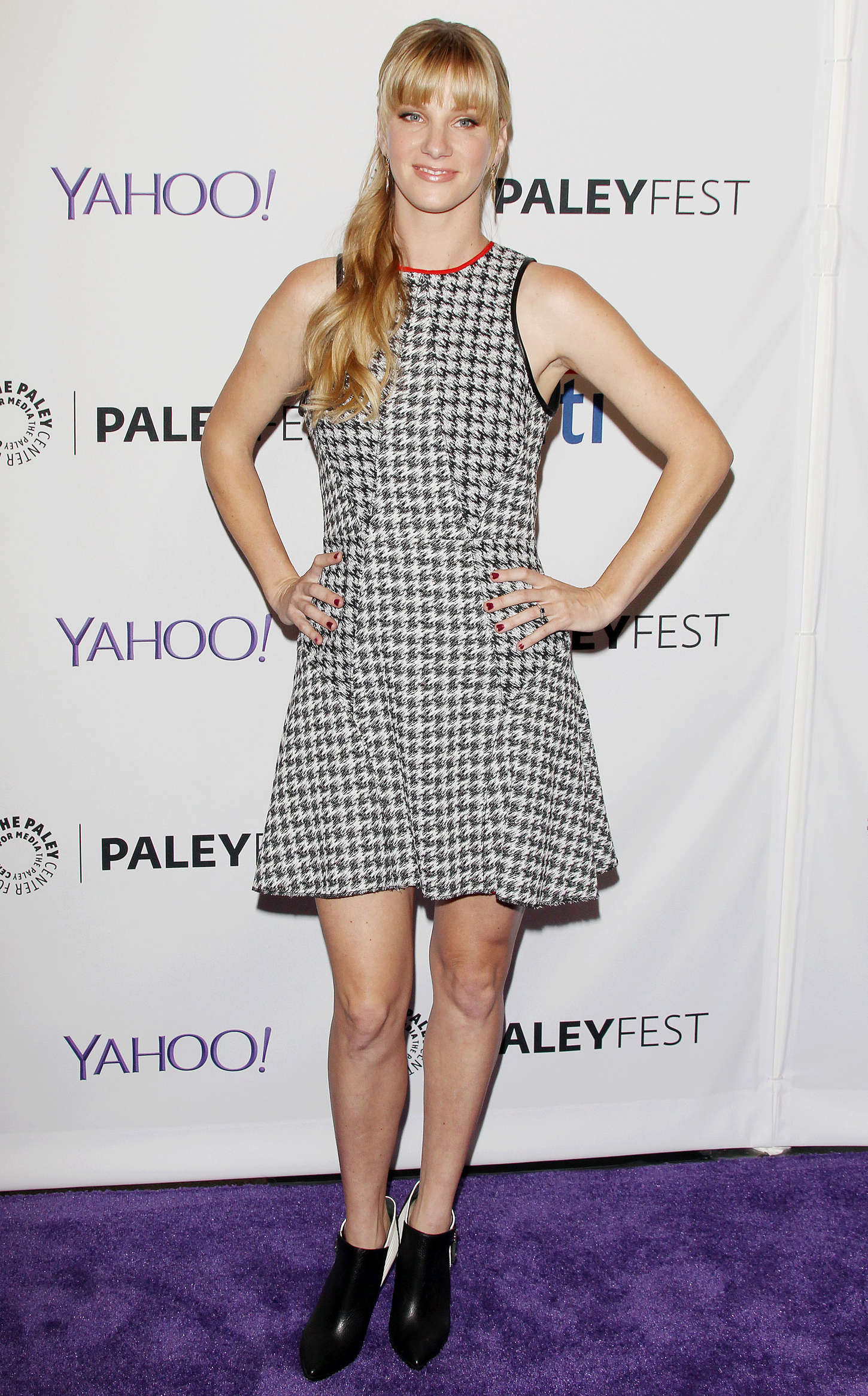 Heather Morris PaleyFest Glee Presentation in Hollywood