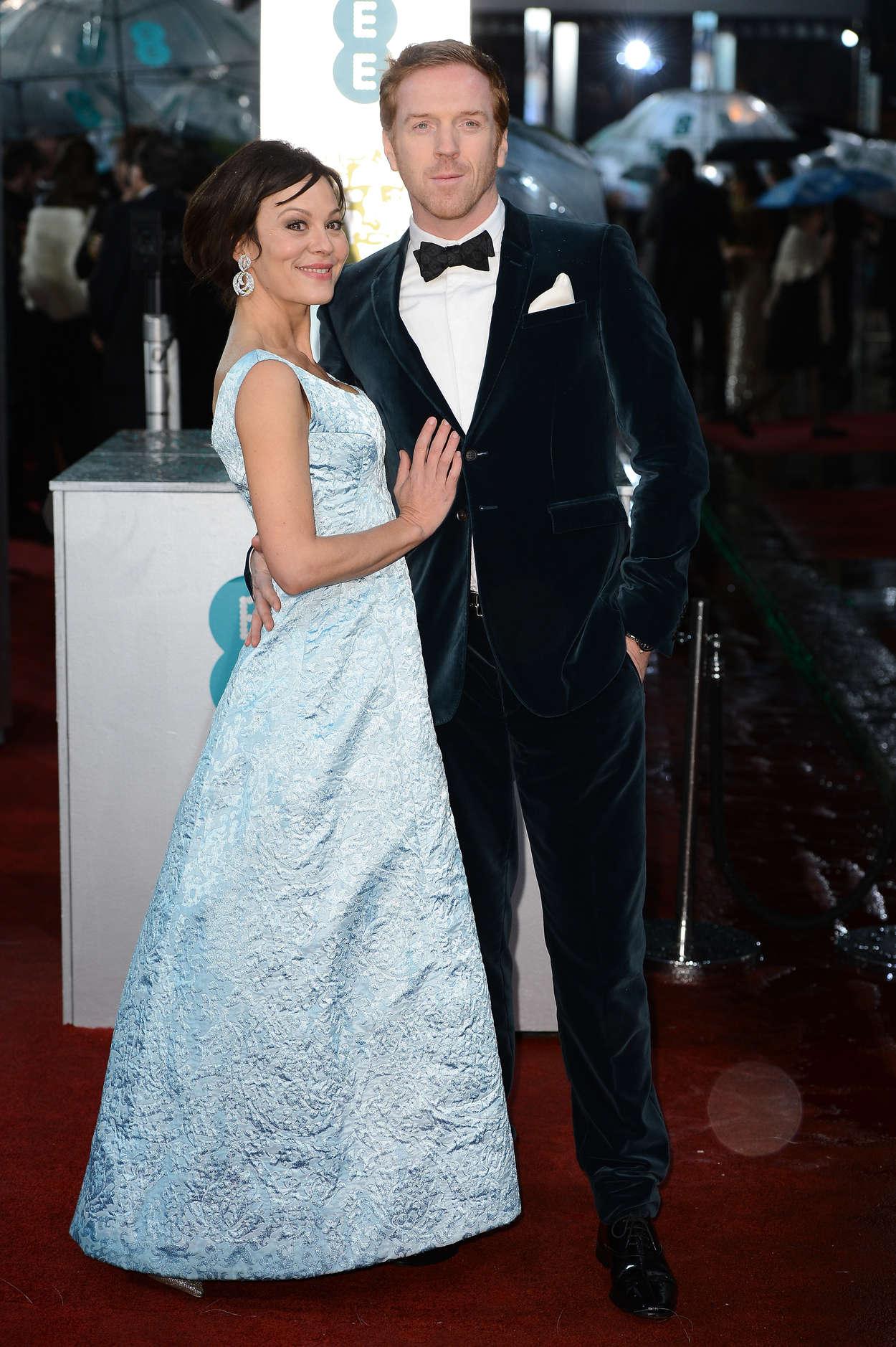 Helen McCrory BAFTA Awards in London
