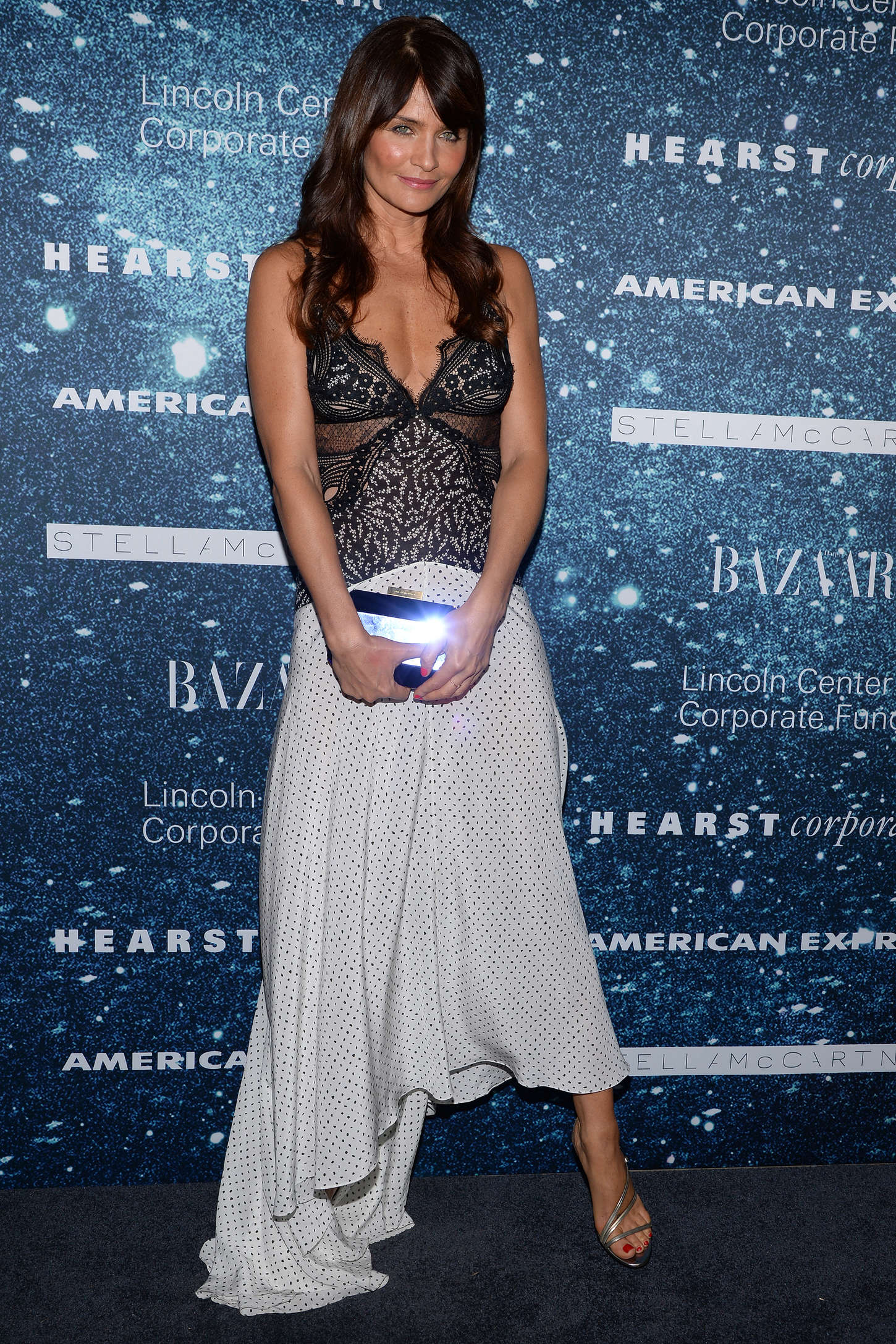 Helena Christensen Womens Leadership Award Honoring Stella McCartney in New York