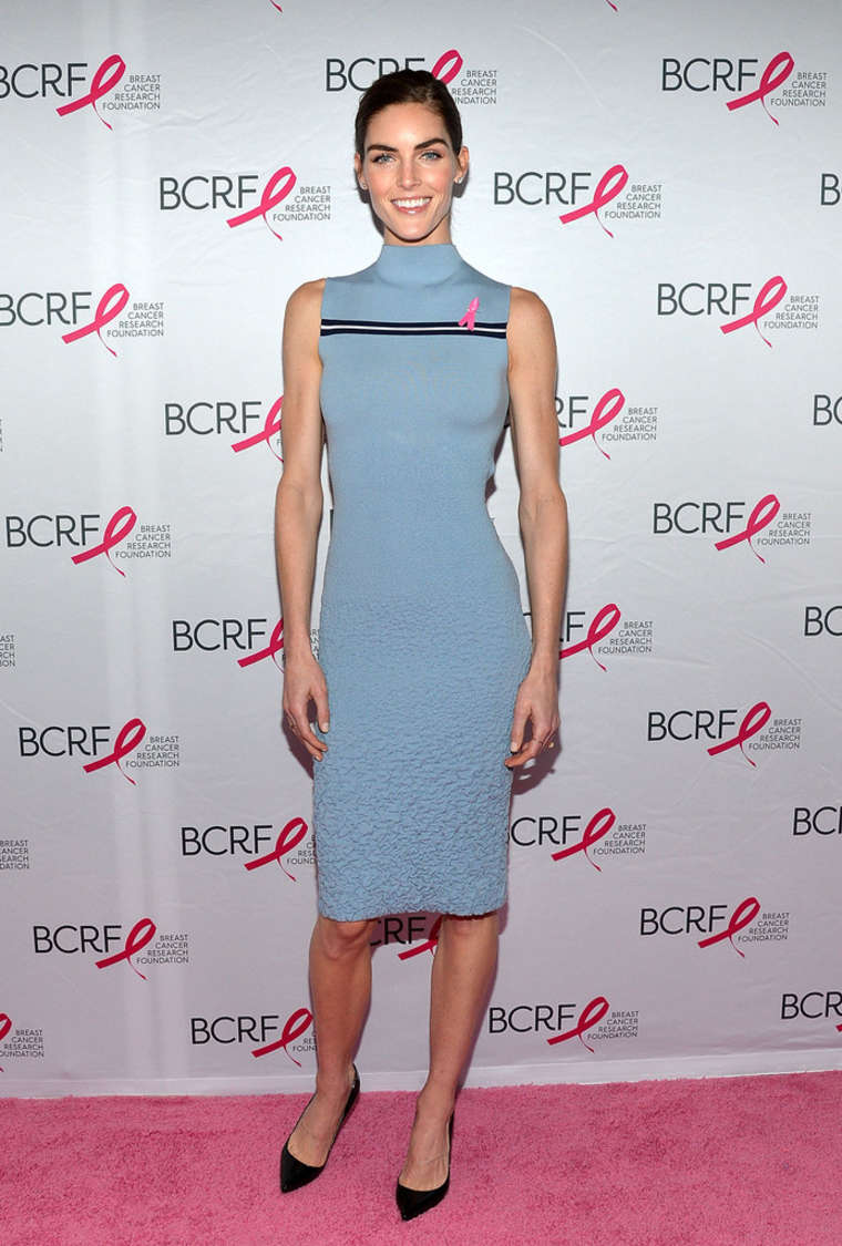 Hilary Rhoda Breast Cancer Research Foundation Pink Party in New York