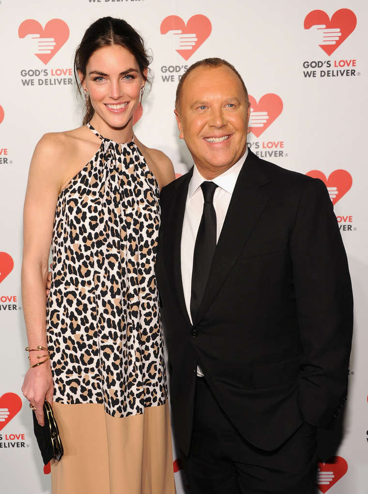 Hilary Rhoda Gods Love We Deliver Golden Heart Awards Celebration in New York