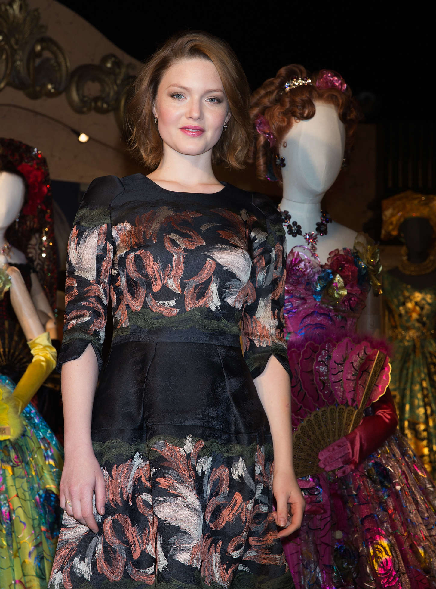 Holliday Grainger Cinderella Photocall in London