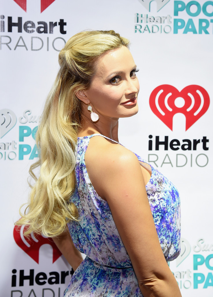 Holly Madison The iHeartRadio Summer Pool Party in Las Vegas