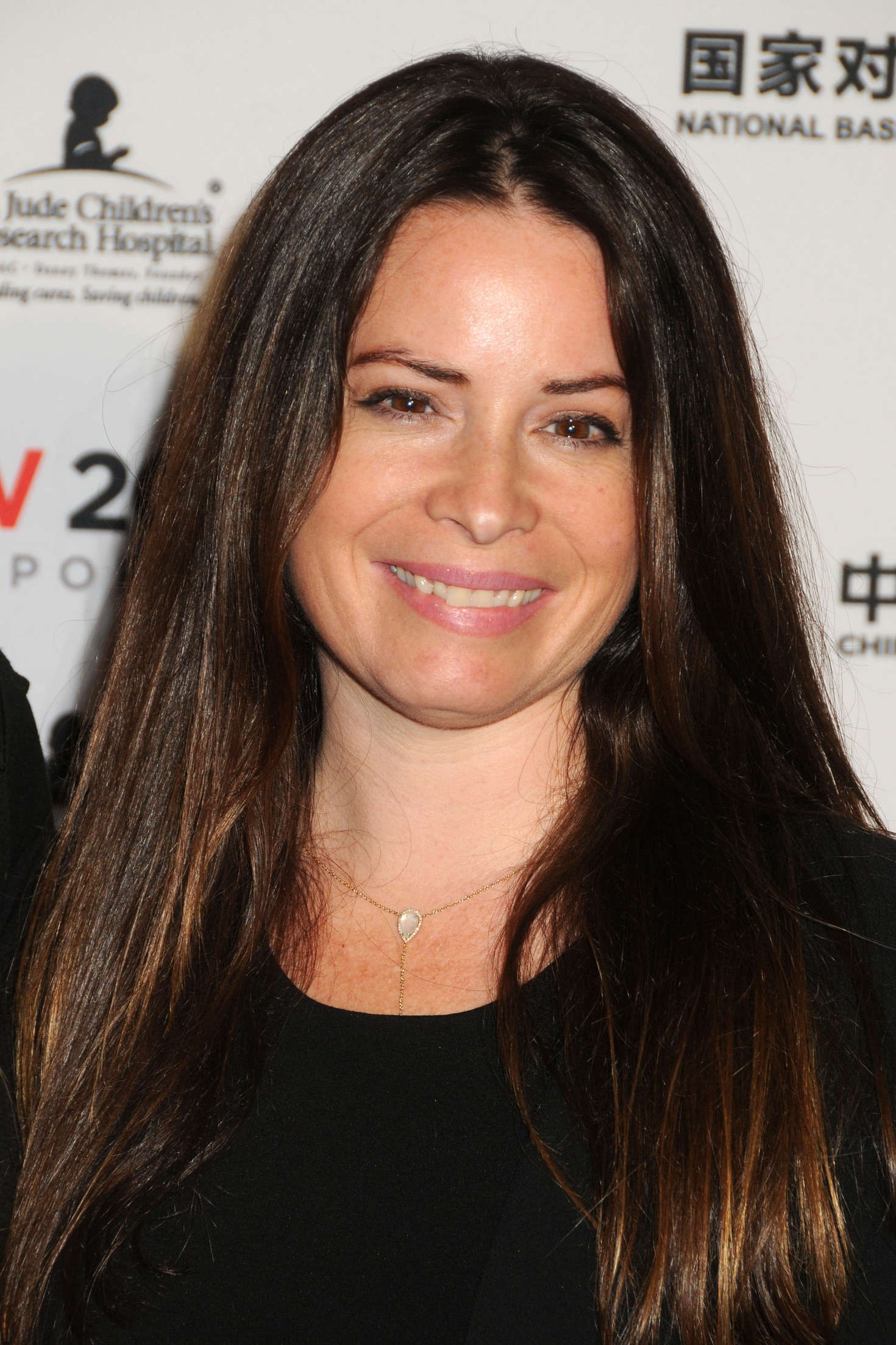 Holly Marie Combs The Los Angeles Art Show and The Los Angeles Fine Art Show in Los Angeles