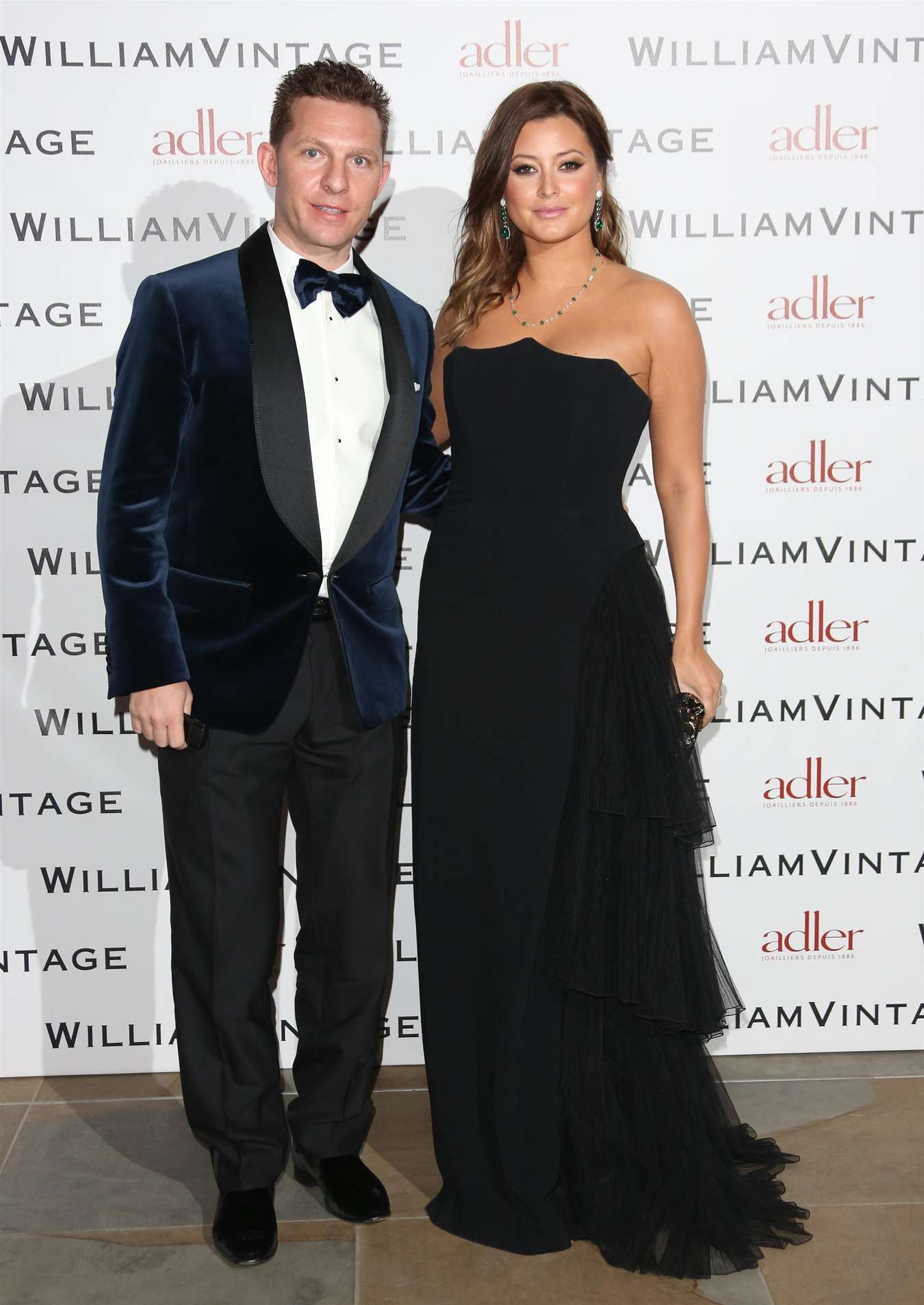 Holly Valance at WilliamVintage private dinner in London