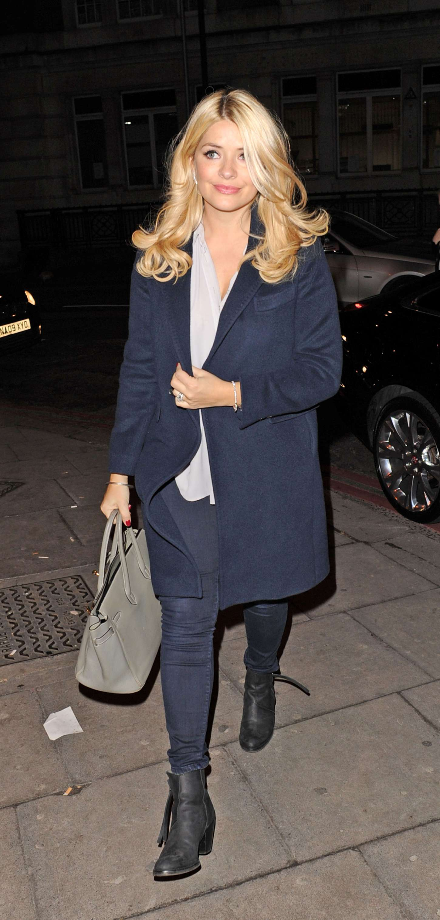 Holly Willoughby Autism Rocks Prince Gig in London