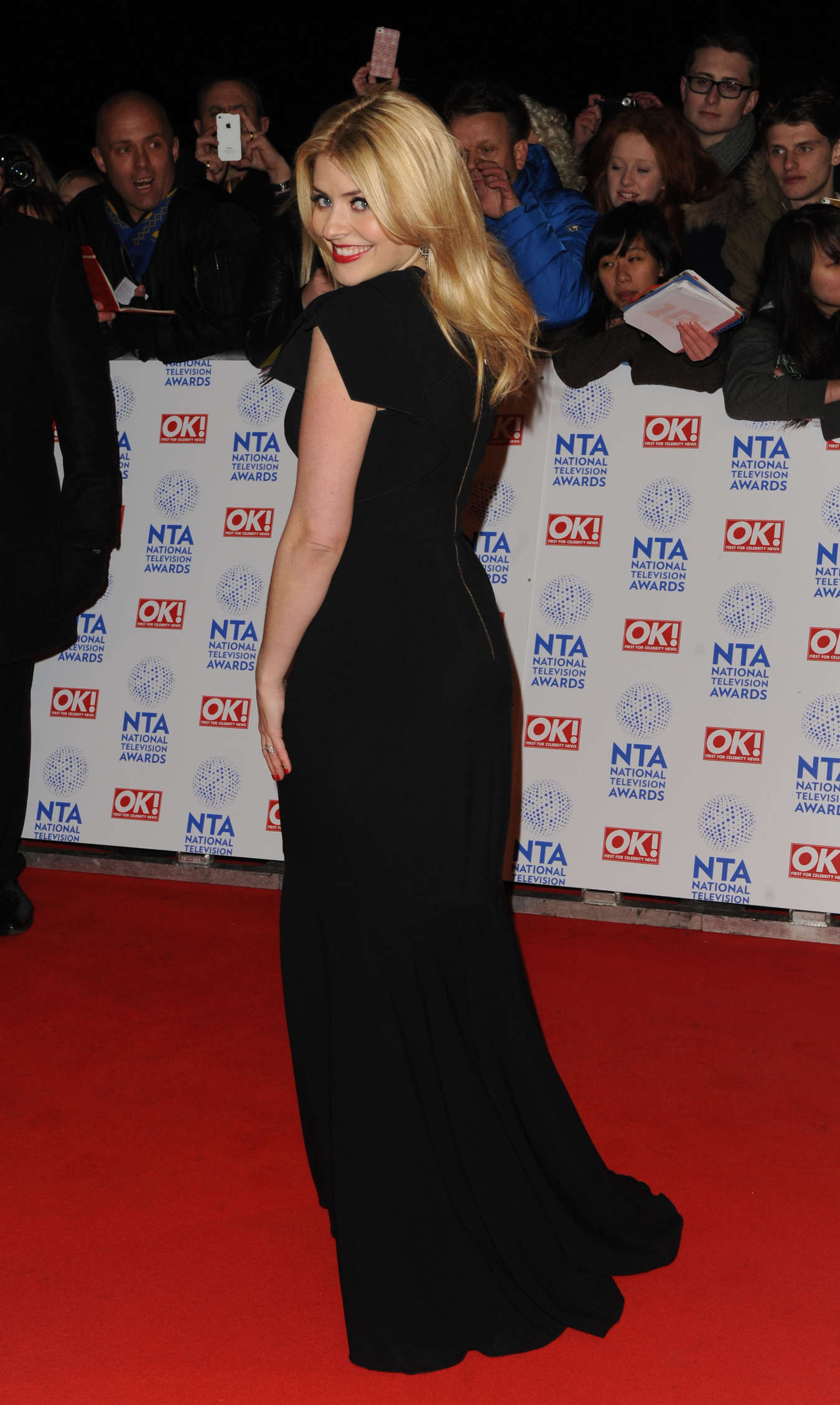 Holly Willoughby National Television Awards