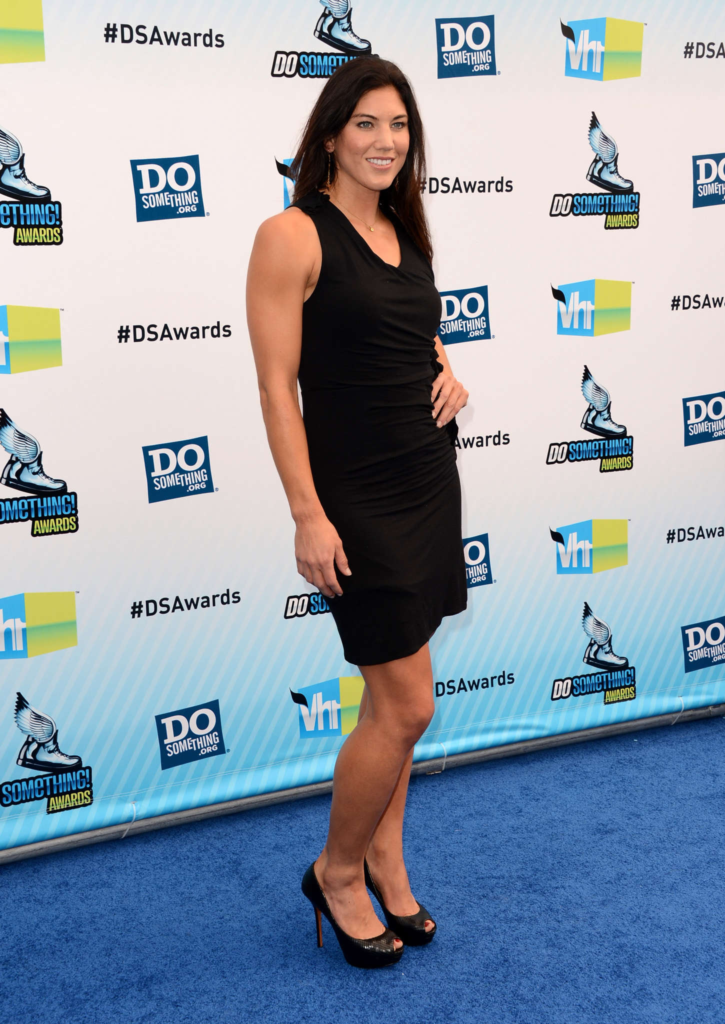Hot hope solo Sizzling 17+