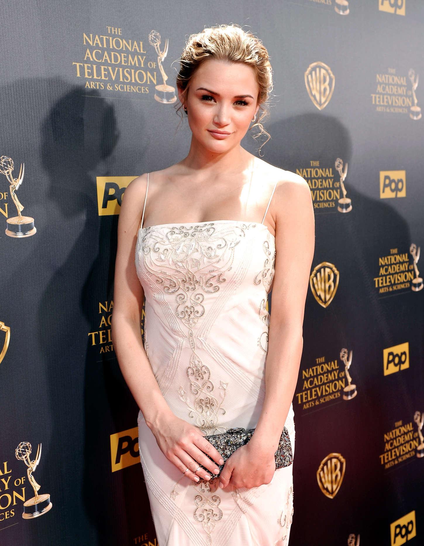 Hunter Haley King Annual Daytime Emmy Awards in Burbank