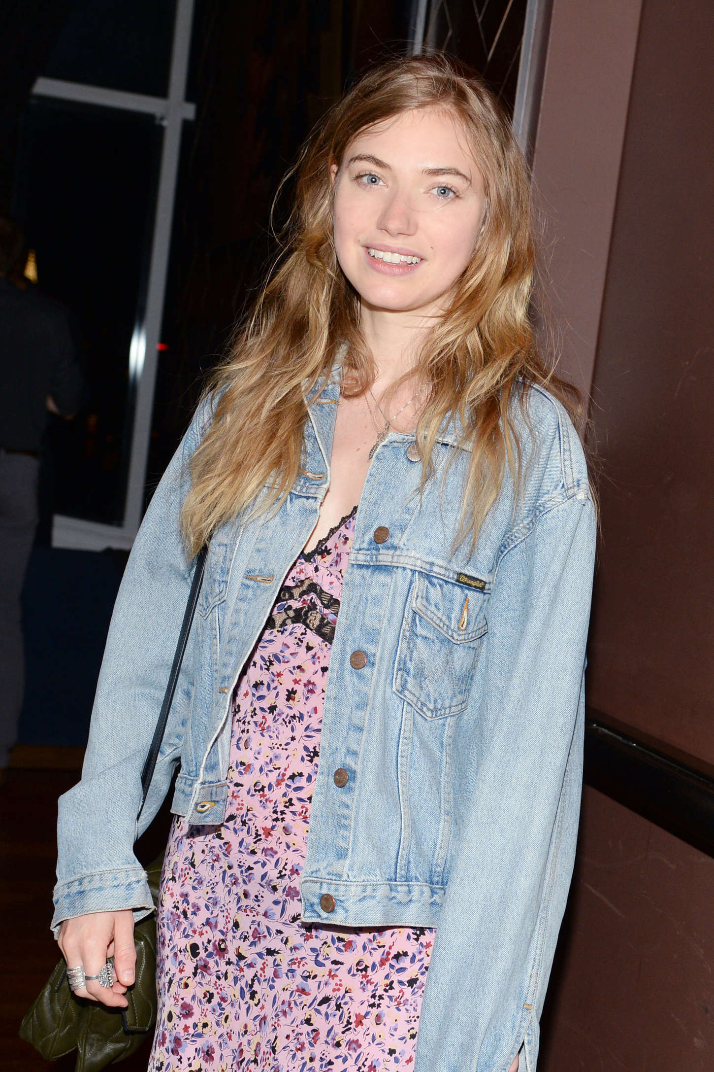 Imogen Poots The Diary of a Teenage Girl After Party in New York