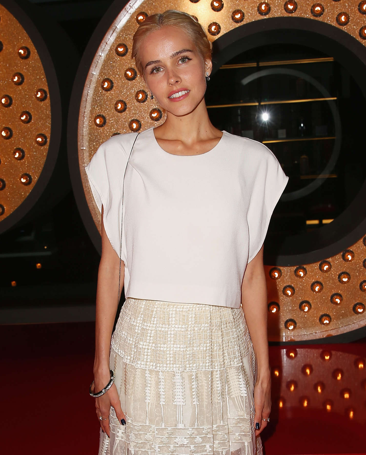 Isabel Lucas Emporium Melbourne Launch in Melbourne