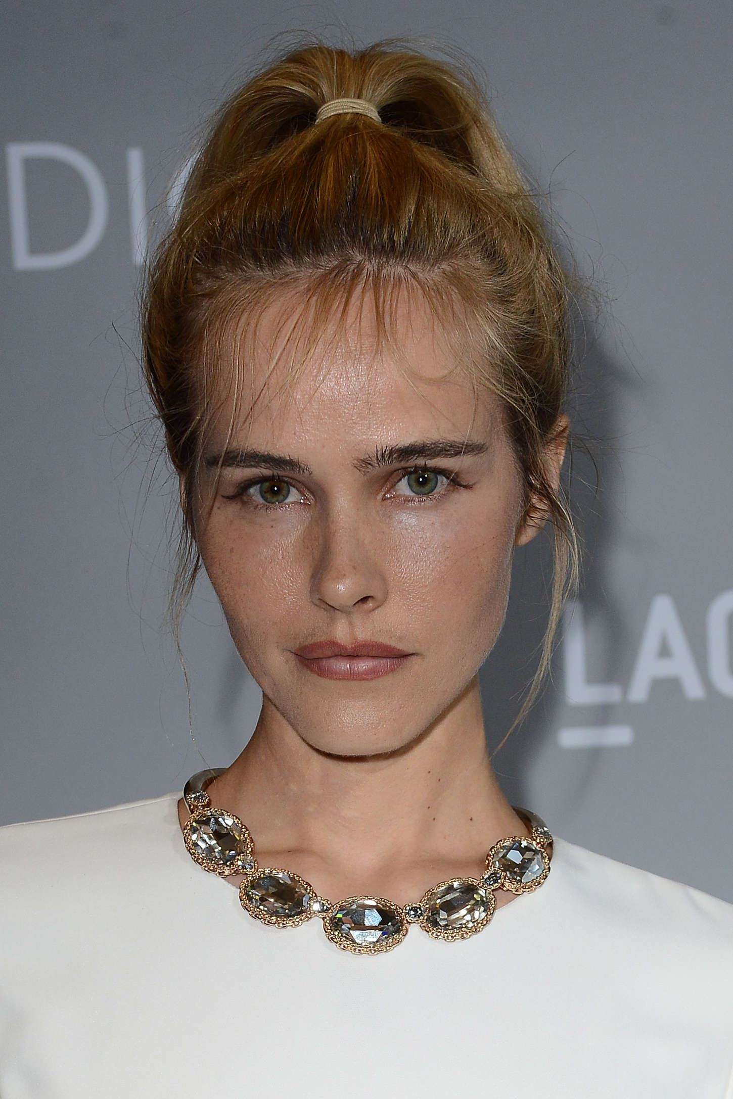 Isabel Lucas Orchard Premiere of Dior and I in Los Angeles