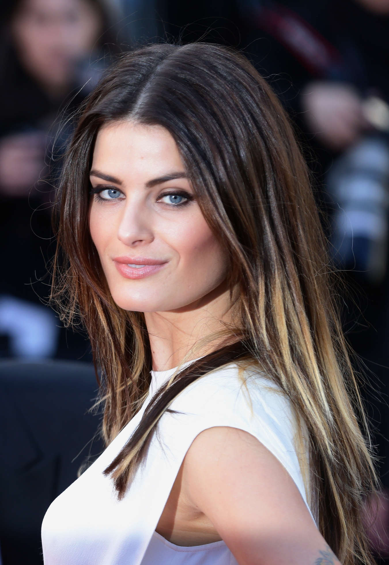 Isabeli Fontana The Immigrant Premiere during the Cannes Film Festival