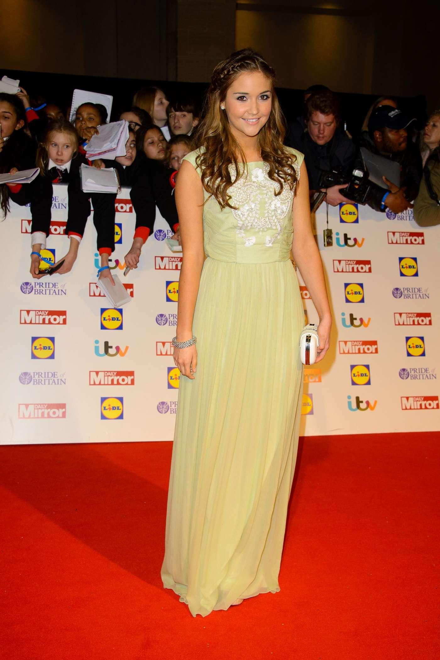 Jacqueline Jossa Pride of Britain Awards in London