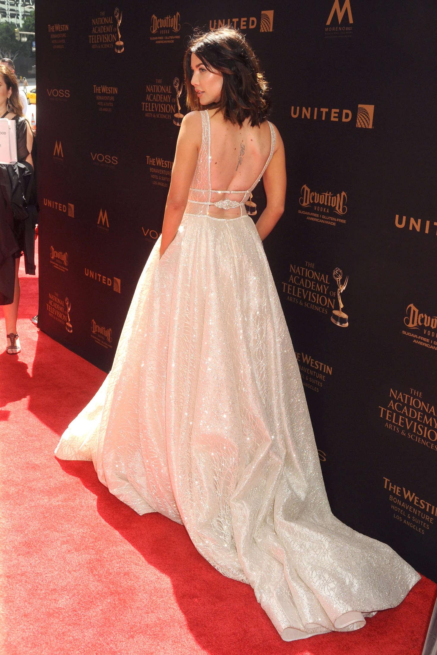 Jacqueline MacInnes Wood Daytime Emmy Awards in Los Angeles