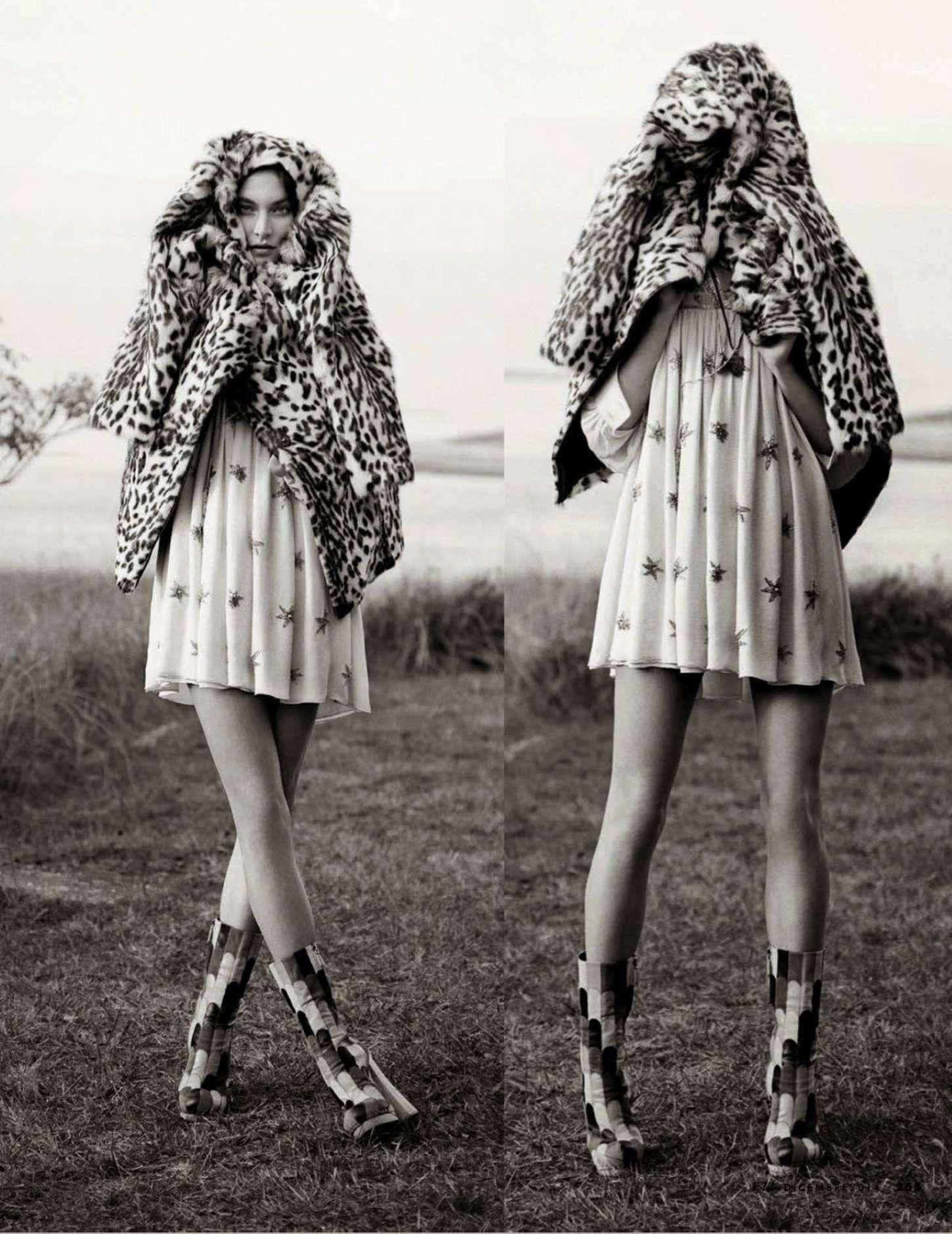 Jacquelyn Jablonski Elle Magazine