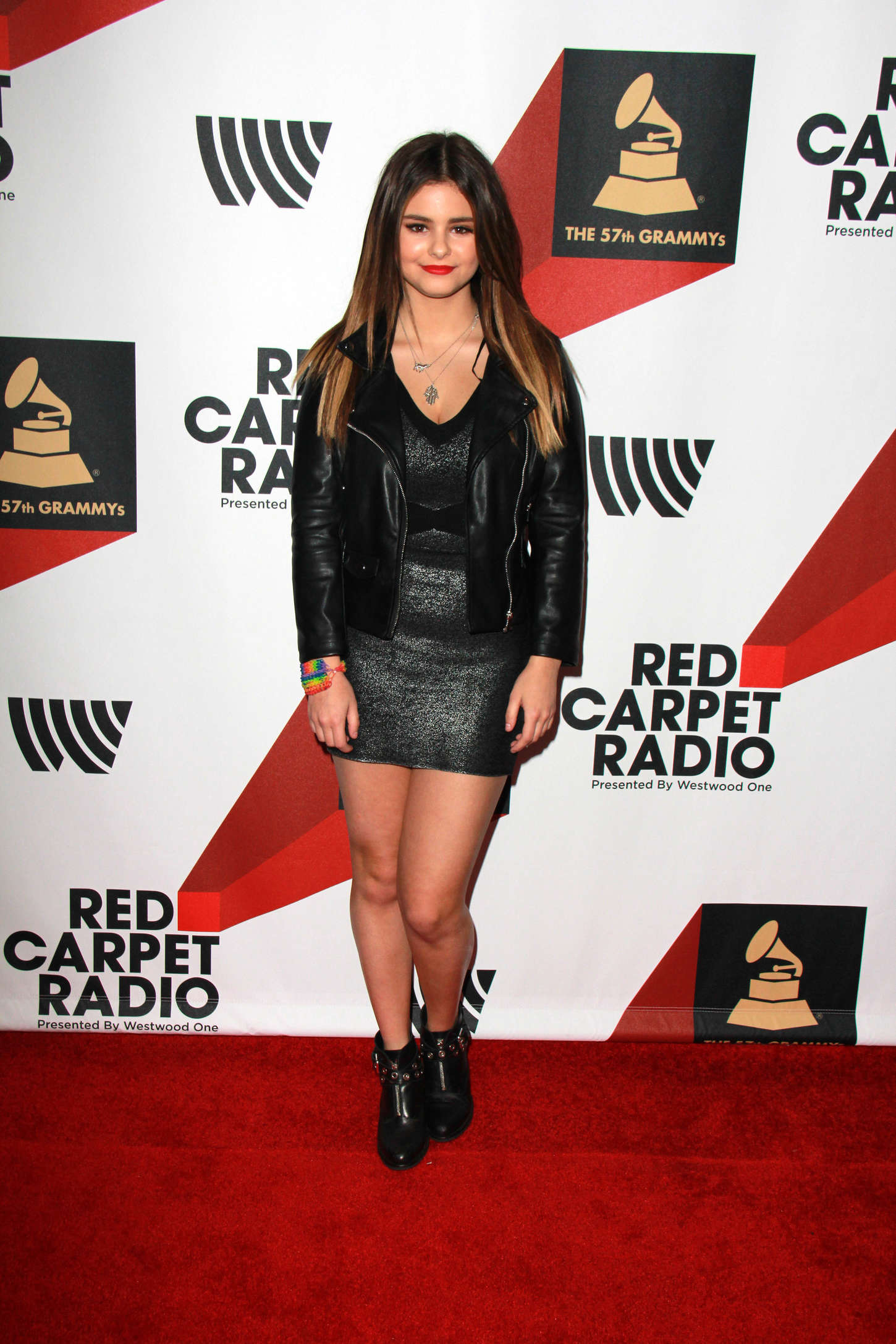 Jacquie Lee Day of Red Carpet Radio in Los Angeles