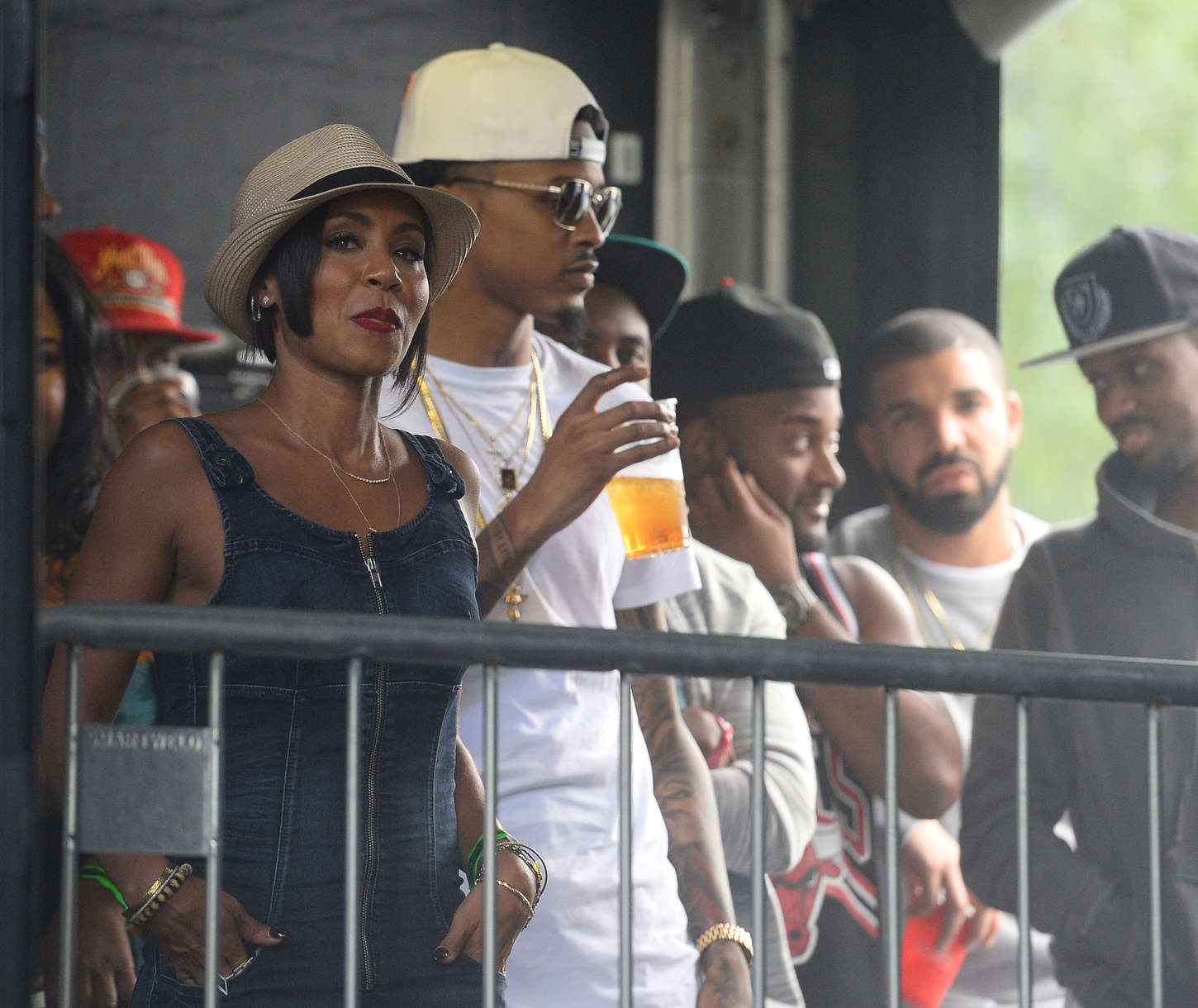 Jada Pinkett Smith New Look Wireless Festival in London