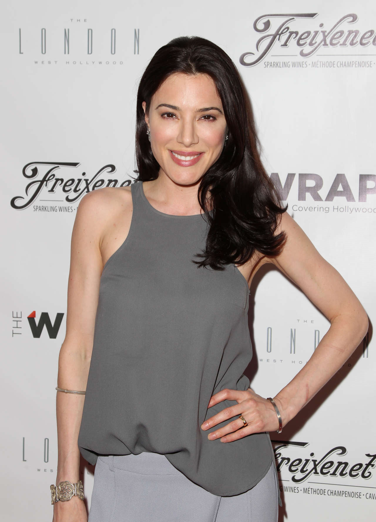 Jaime Murray TheWraps First Annual Emmy Party in West Hollywood