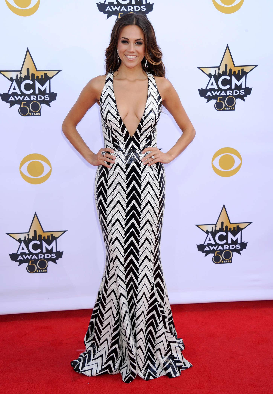 Jana Kramer Academy Of Country Music Awards in Arlington