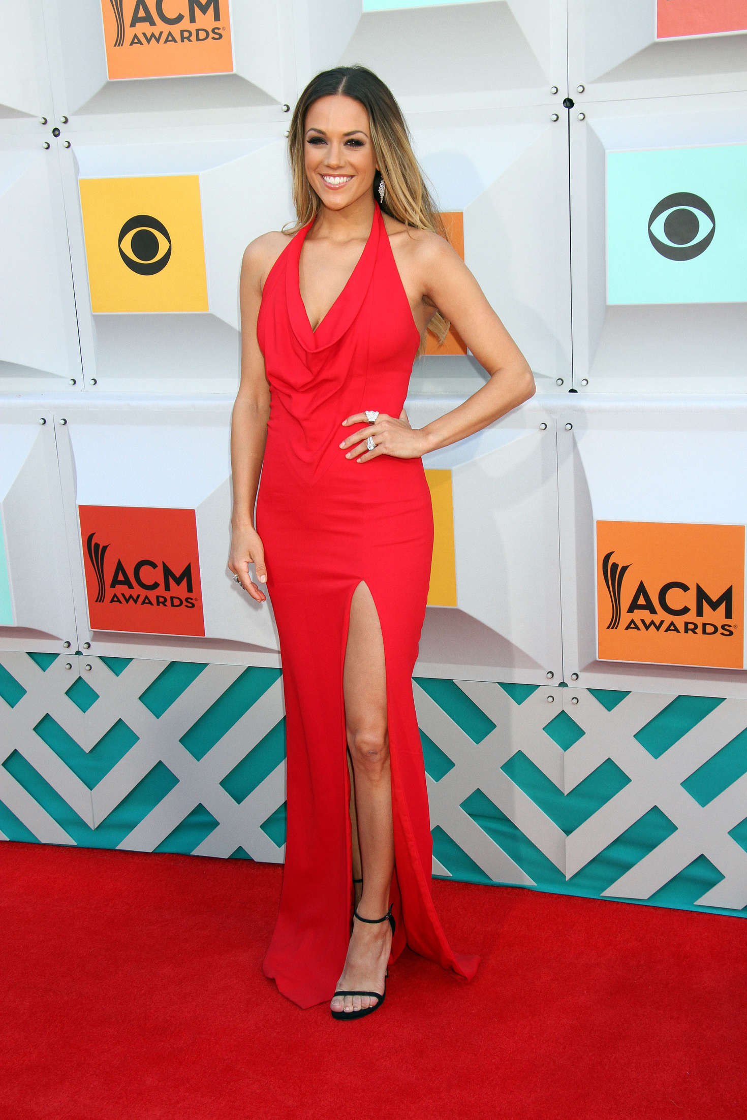 Jana Kramer Academy of Country Music Awards in Las Vegas