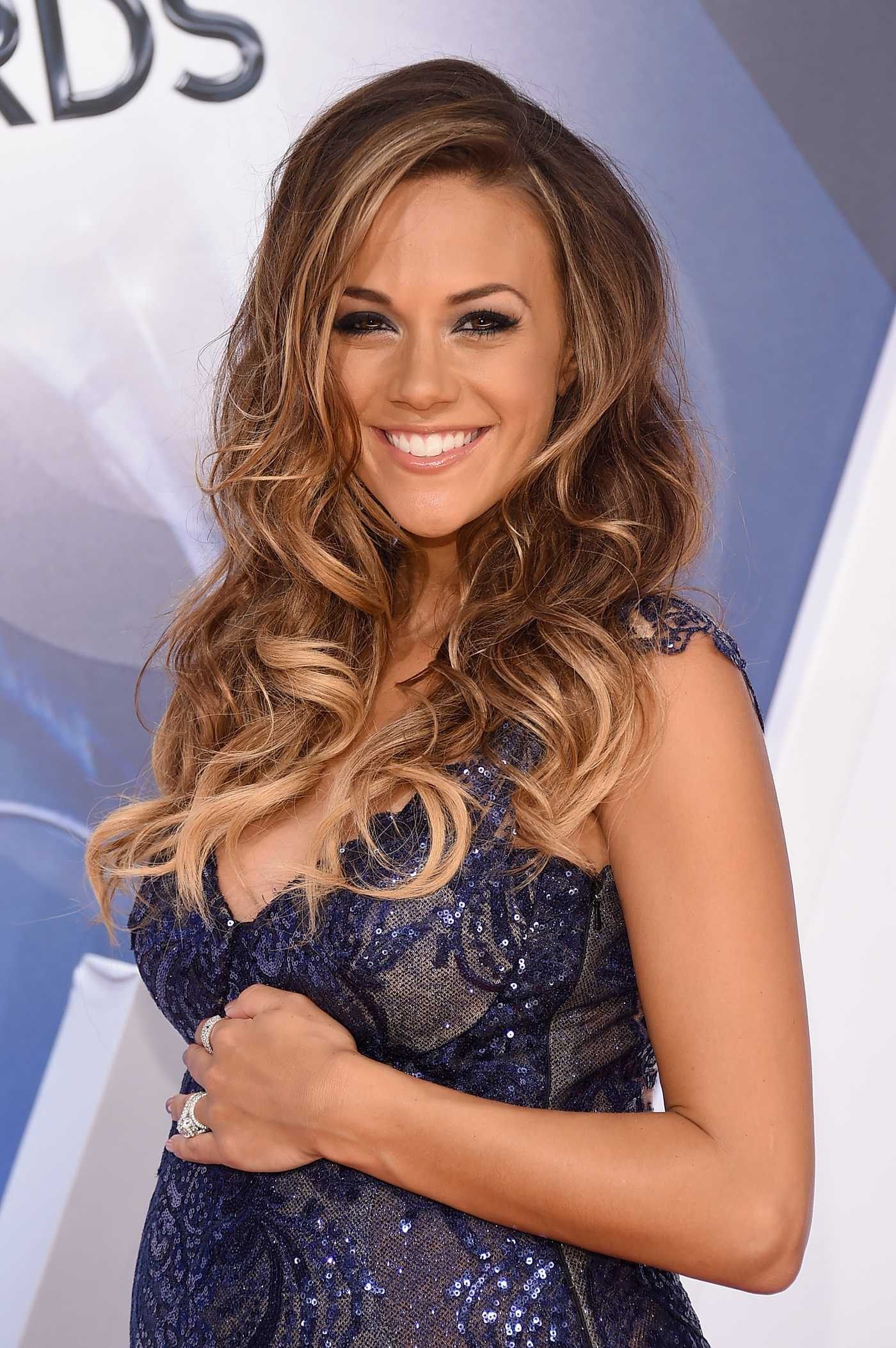 Jana Kramer Annual CMA Awards in Nashville