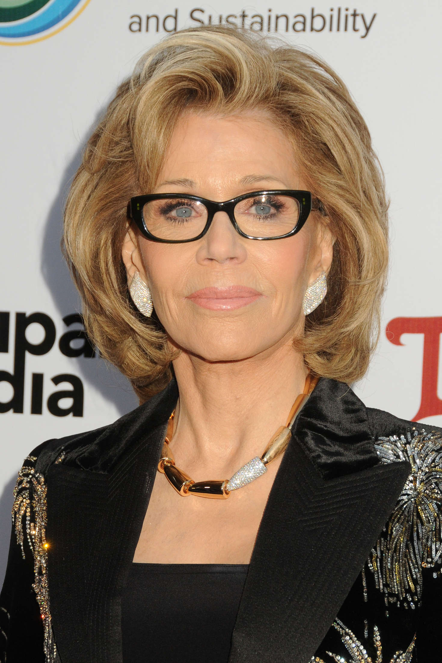 Jane Fonda UCLA Institute of the Environment and Sustainability Gala in Beverly Hills