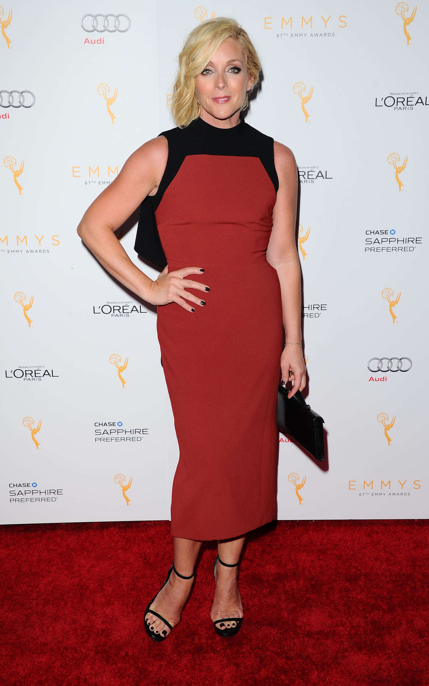 Jane Krakowski Emmy Awards Performers Nominee in Beverly Hills