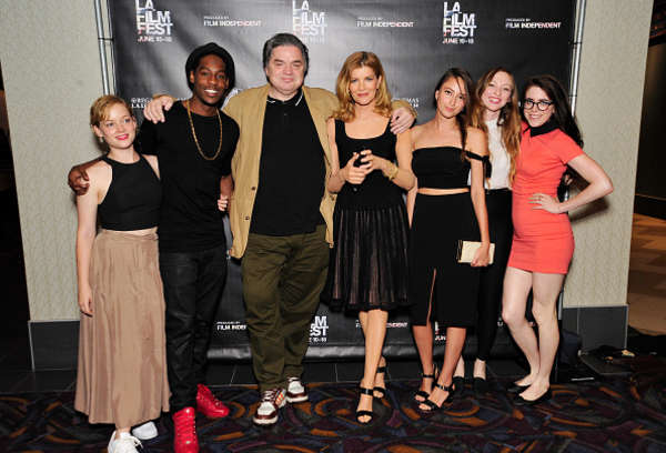 Jane Levy Frank and Cindy Screening at Los Angeles Film Festival