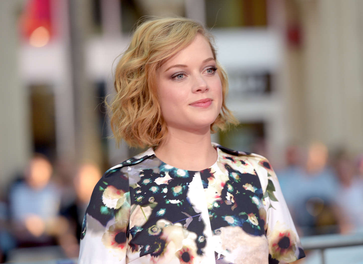 Jane Levy This Is Where I Leave You Premiere in Hollywood