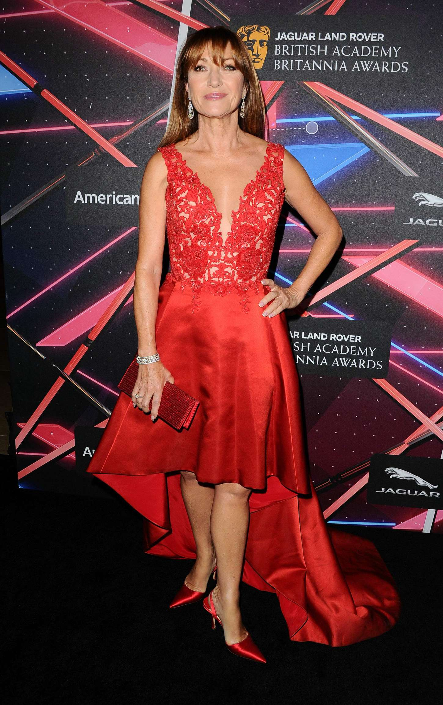 Jane Seymour BAFTA Los Angeles Britannia Awards in Los Angeles