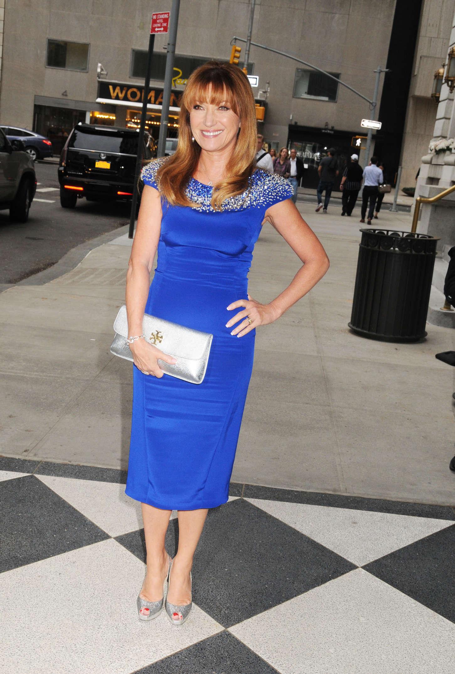 Jane Seymour CLIO Awards in New York