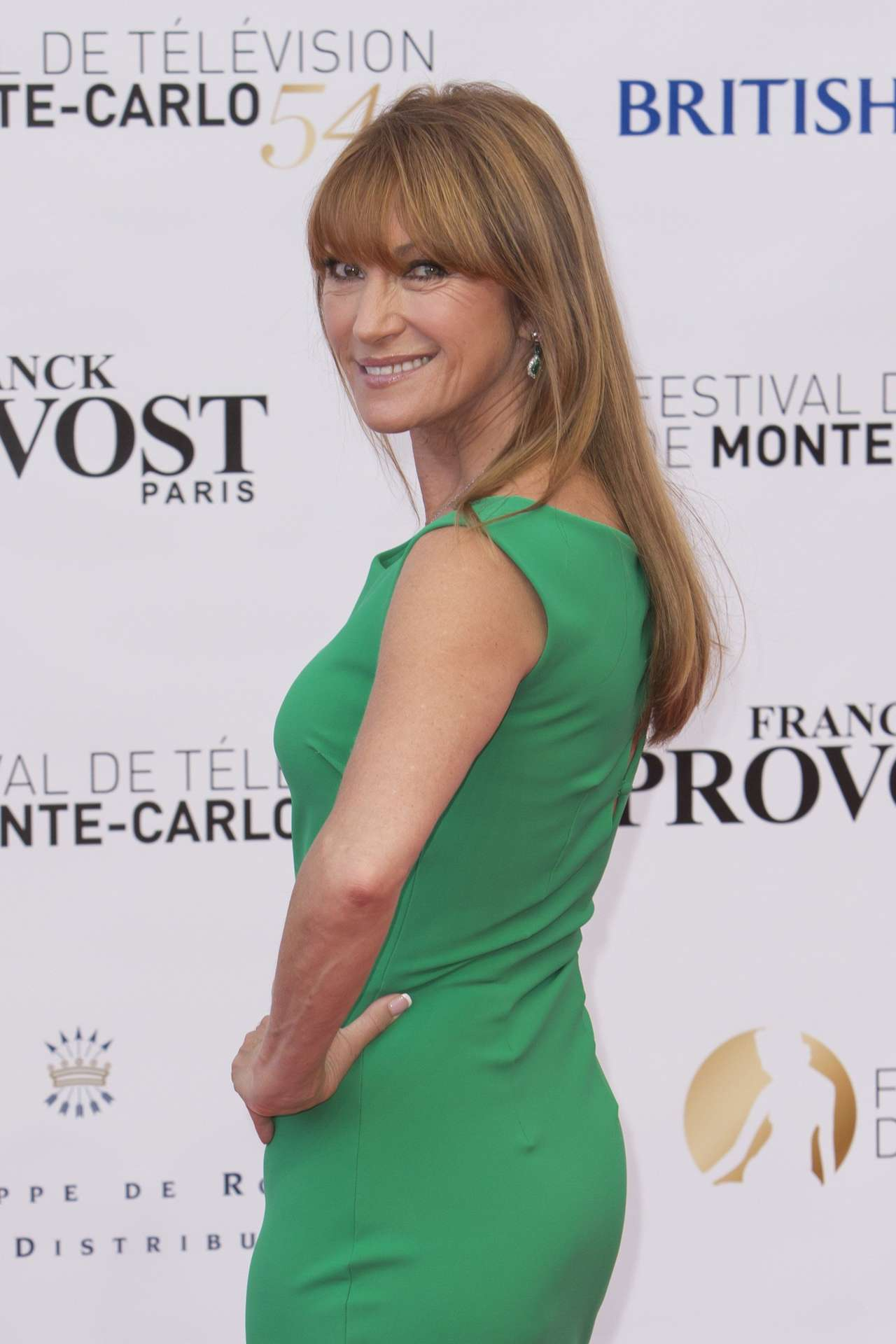 Jane Seymour Monte Carlo Tv Festival Opening Ceremony