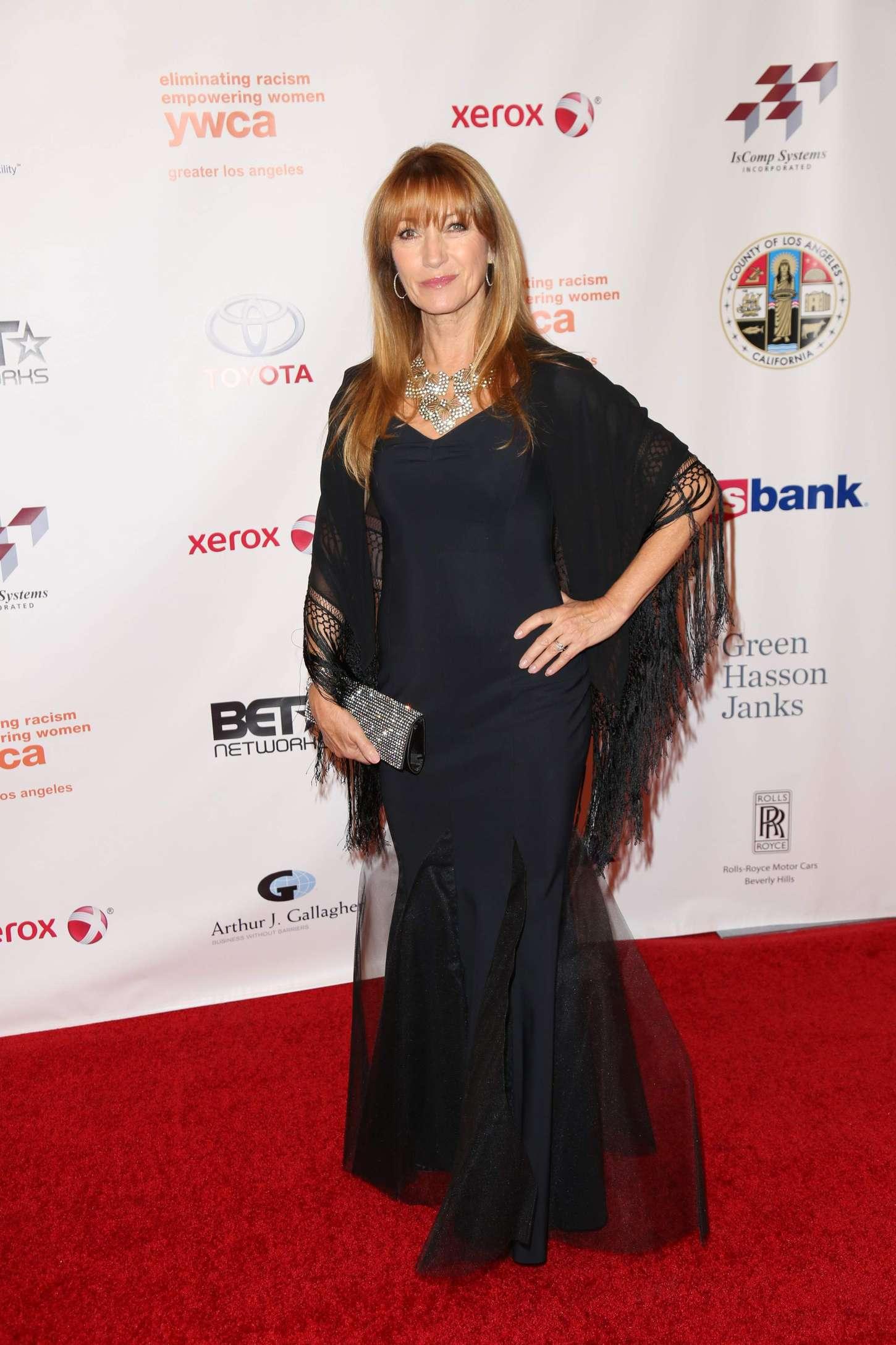 Jane Seymour YWCA GLA Annual Rhapsody Gala in Beverly Hills