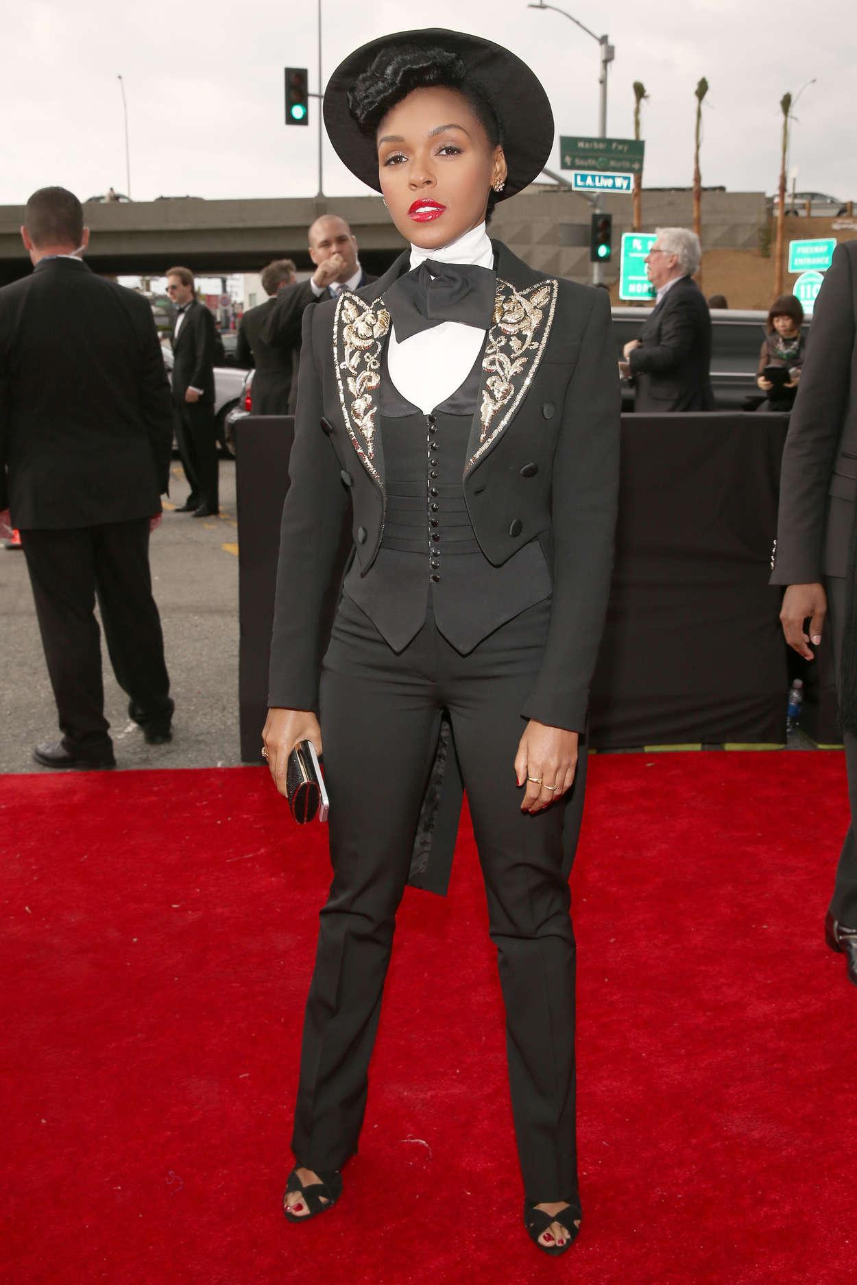 Janelle Monae Grammy Awards