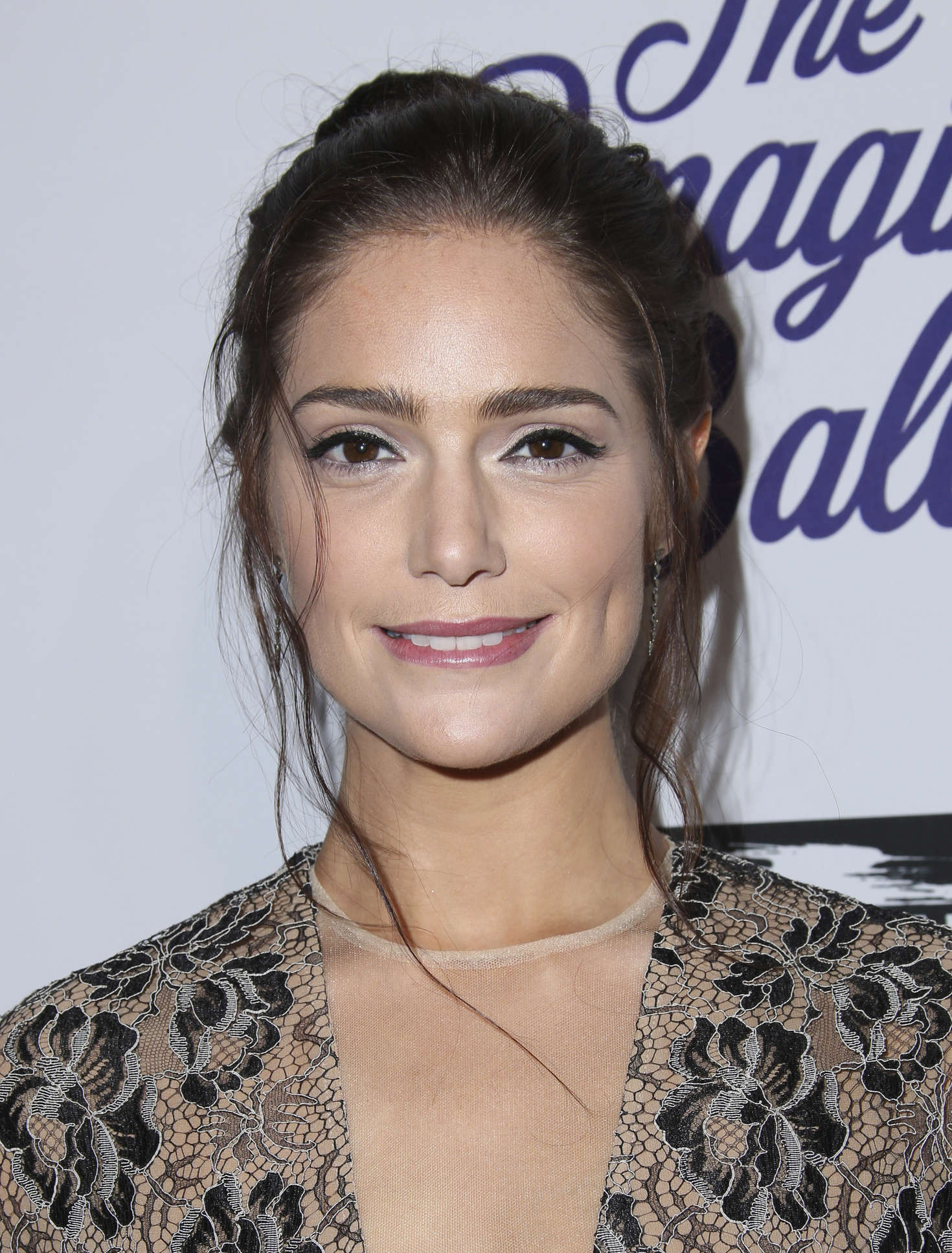 Janet Montgomery Imagine Ball Benefiting Imagine Los Angeles in West Hollywood
