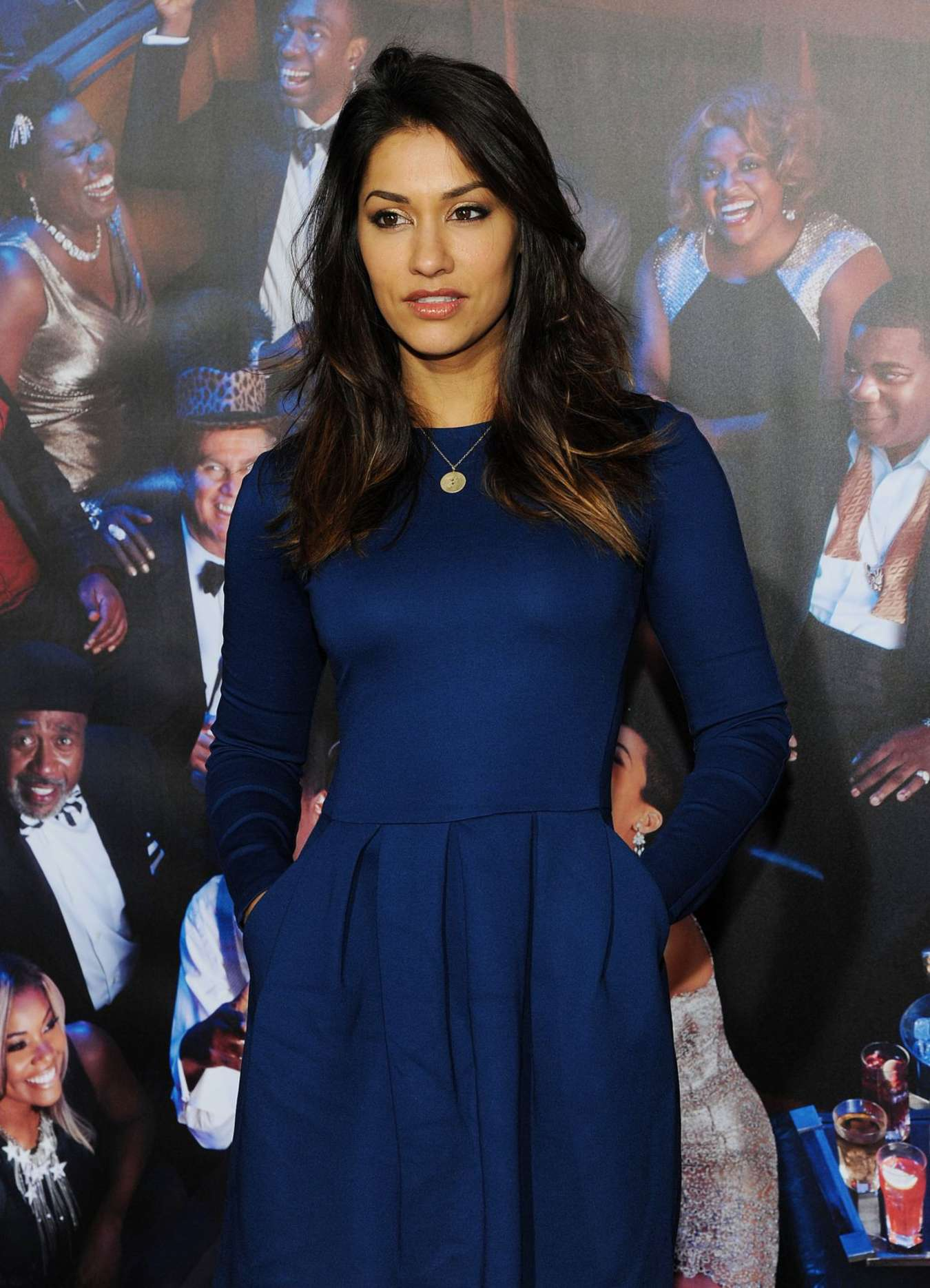 Janina Gavankar Top Five Premiere in New York
