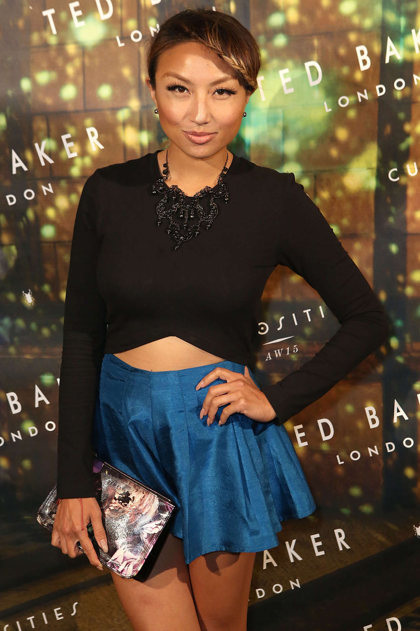 Jeannie Mai The Carondelet House in Los Angeles