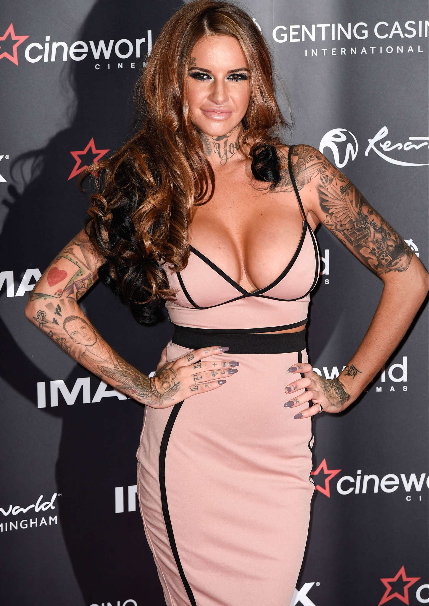 Jemma Lucy Spectre Premiere in London