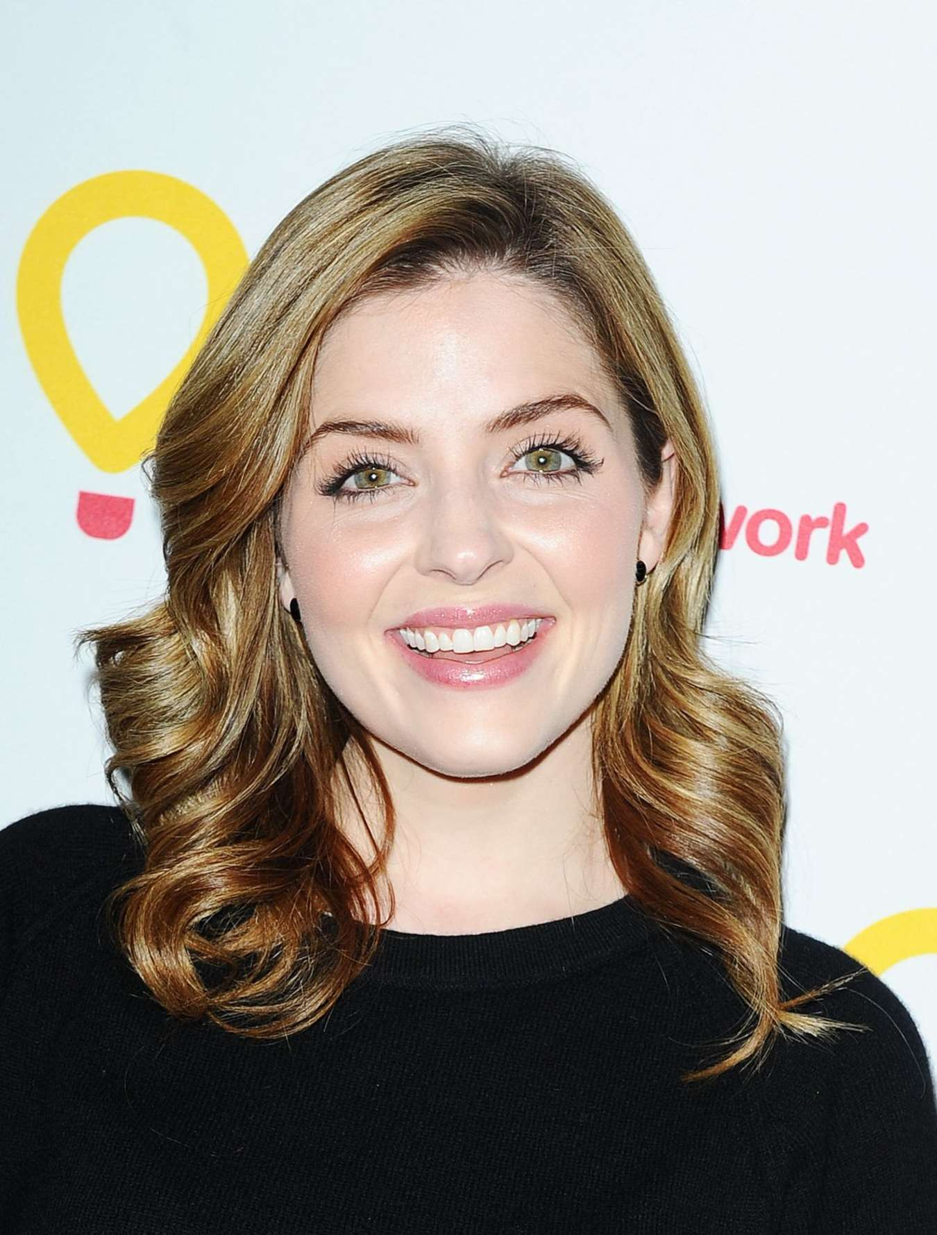 Jen Lilley Childrens Miracle Network Hospitals Winter Wonderland Ball in Hollywood