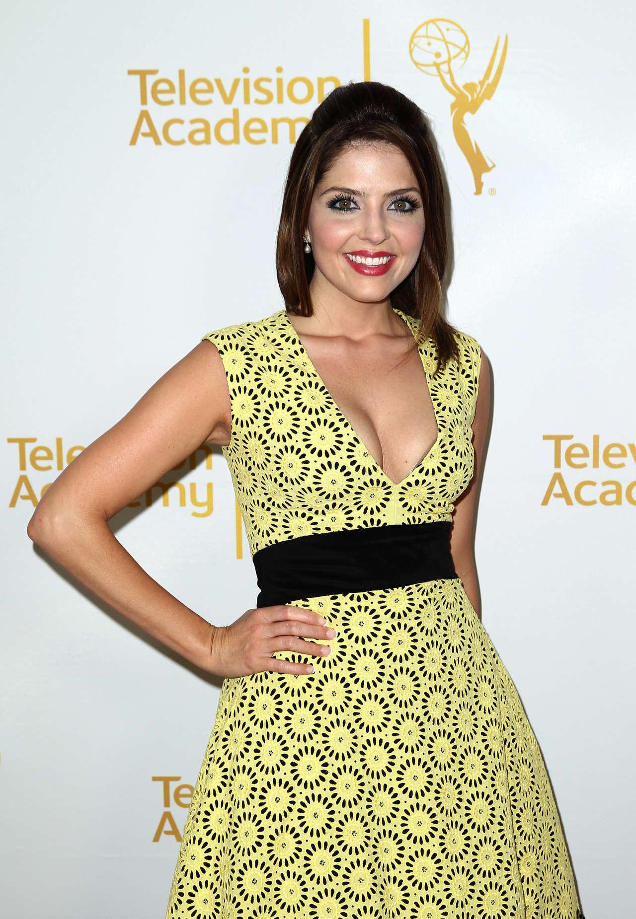 Jen Lilley Daytime Emmy Nominee Reception